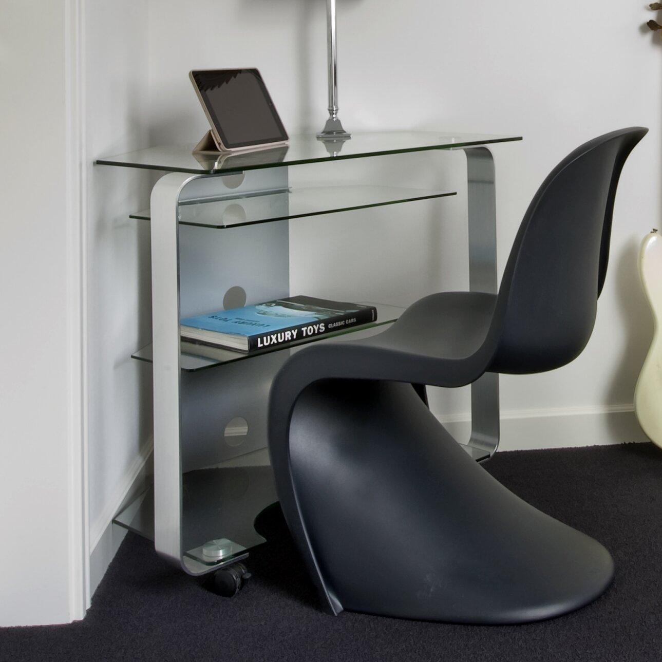 jahnke computertisch cuuba mit rollen reviews. Black Bedroom Furniture Sets. Home Design Ideas