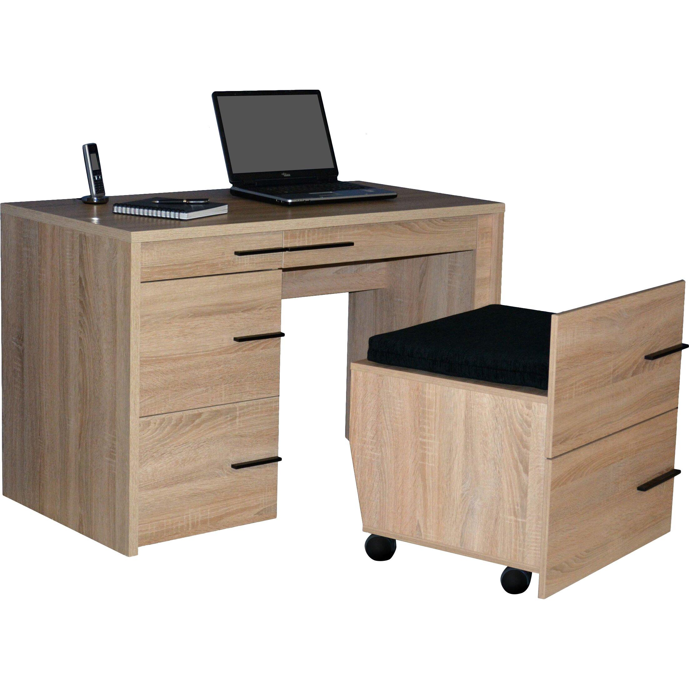 jahnke schreibtisch cl 120. Black Bedroom Furniture Sets. Home Design Ideas