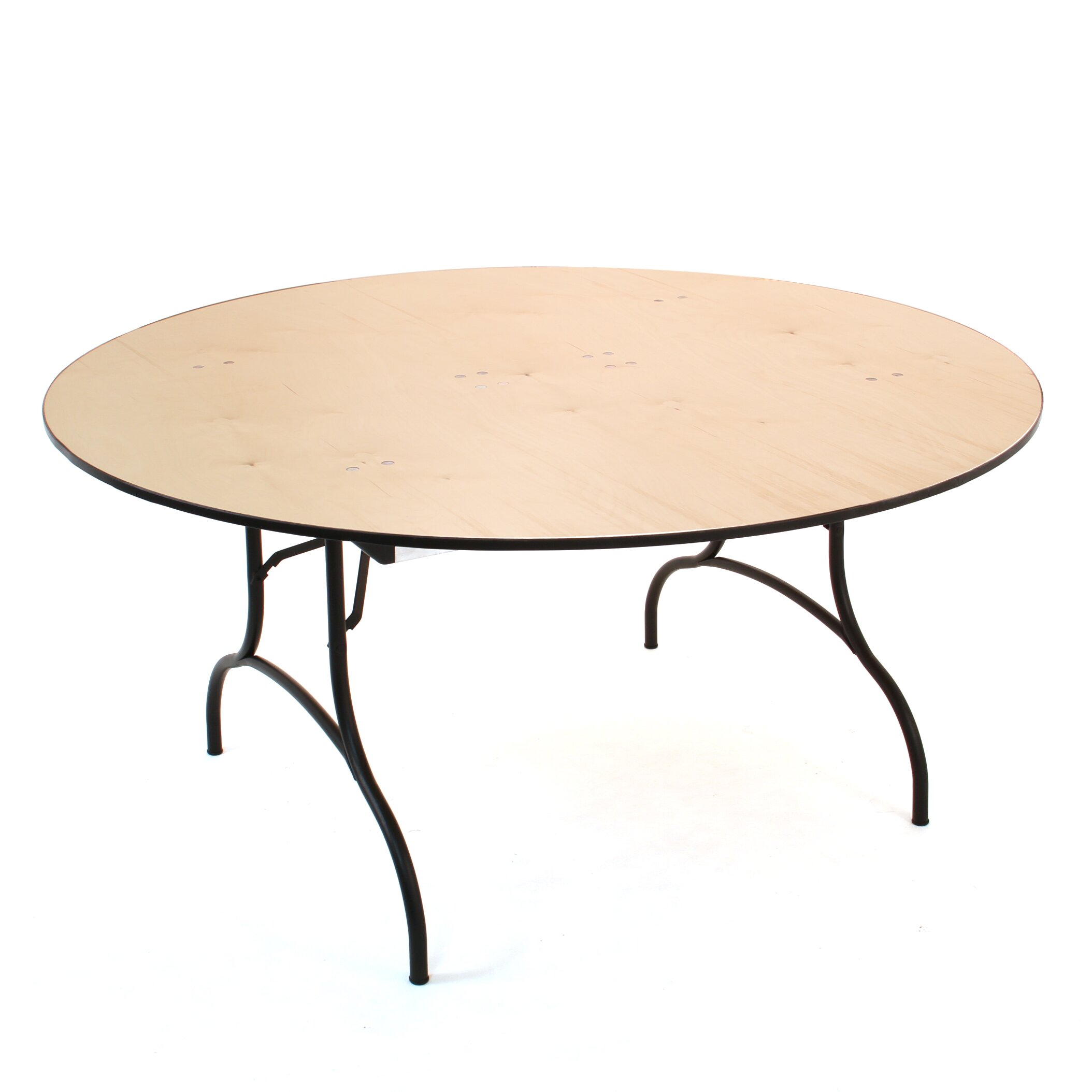 Mity Lite 61 Round Folding Table Wayfair