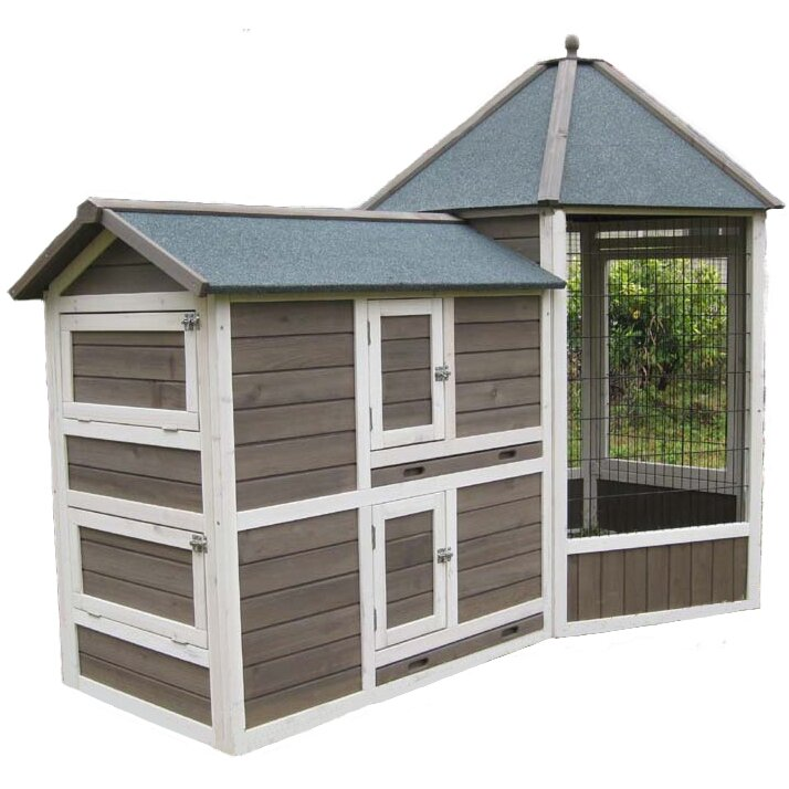 Innovation Pet Coops Amp Feathers Gazebo Chicken Coop