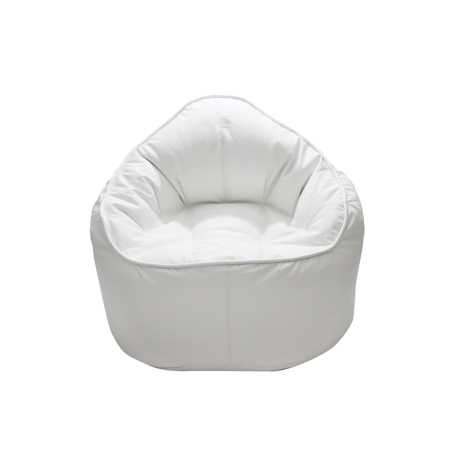 Modern Bean Bag The Giant Pod Bean Bag Chair Wayfair