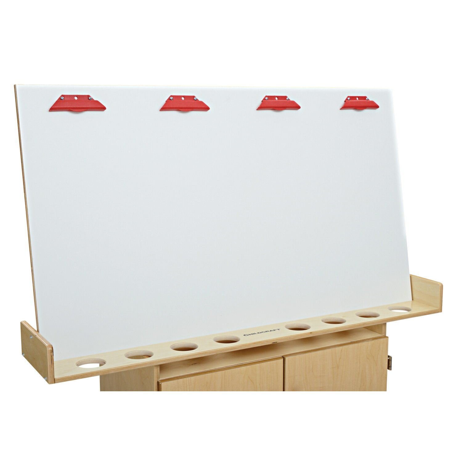 Childcraft Marker Tray Double Sided Board Easel Amp Reviews