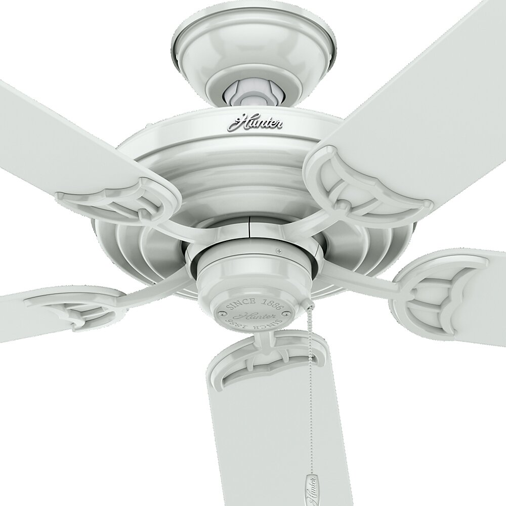 "Hunter Fan 52"" Sea Air® 5 Blade Ceiling Fan & Reviews"