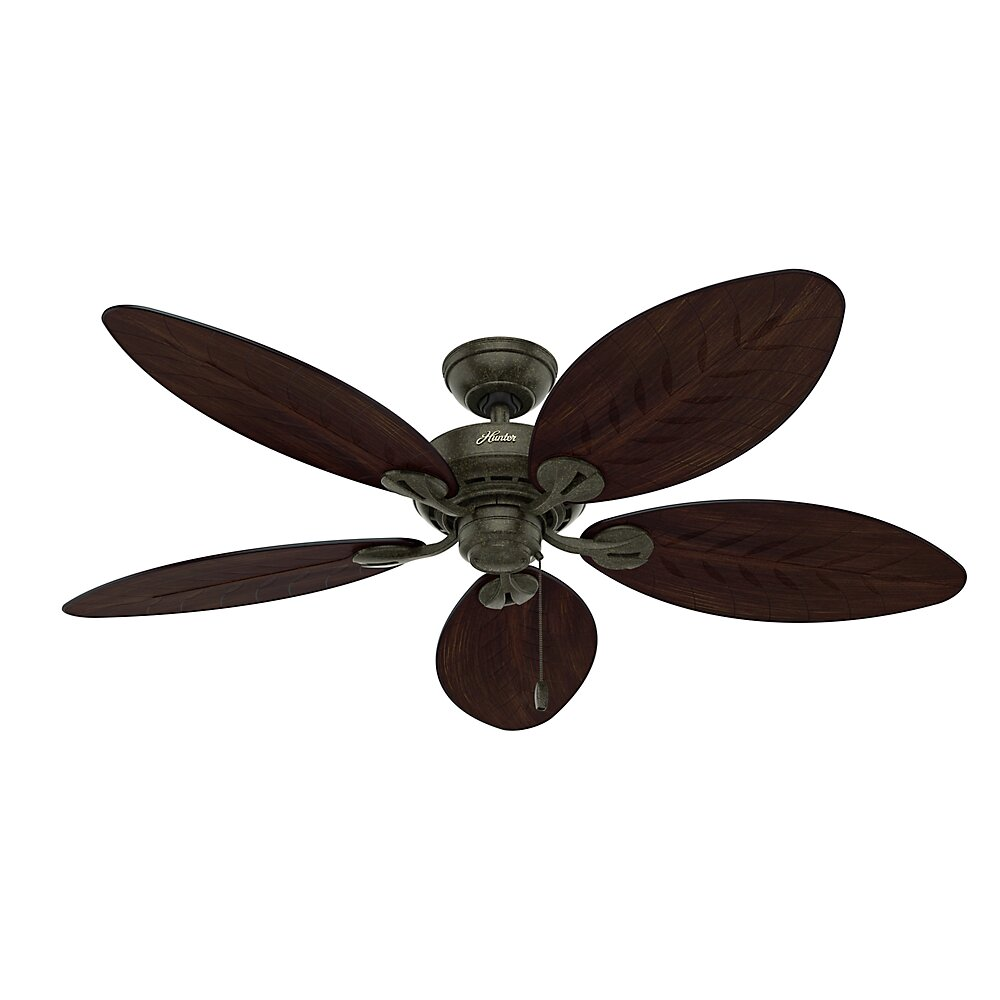 Hunter Fan 54 Bayview 5 Blade Ceiling Fan Amp Reviews