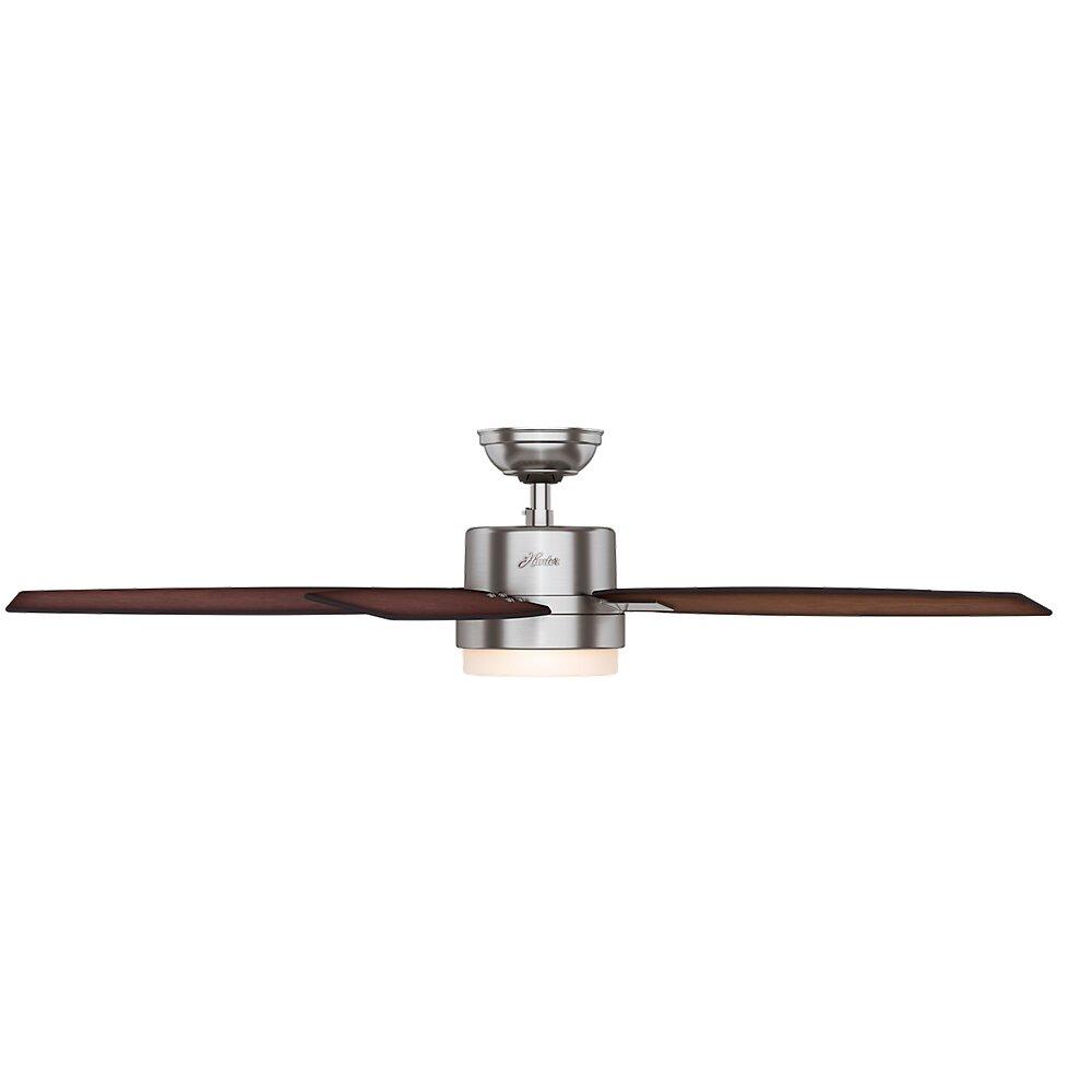 "Hunter Fan 54"" Windemere 5 Blade Ceiling Fan with Remote"