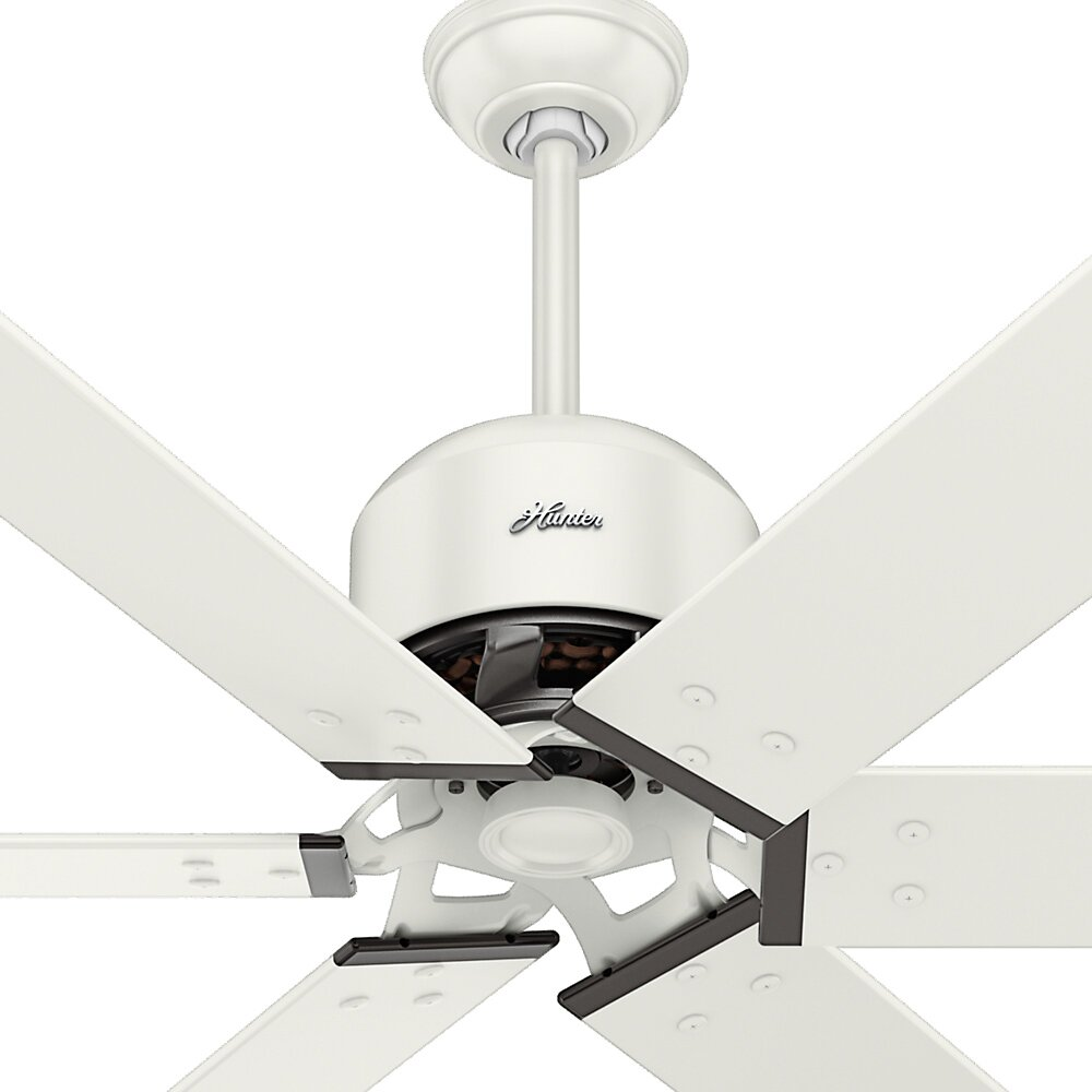 Hunter Fan 96 Quot Industrial 6 Blade Ceiling Fan Amp Reviews
