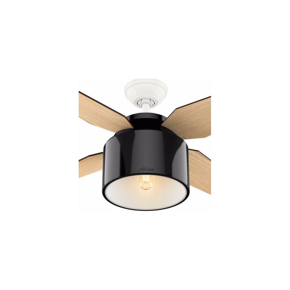 "Hunter Fan 52"" Cranbrook 4 Blade Ceiling Fan with Remote"