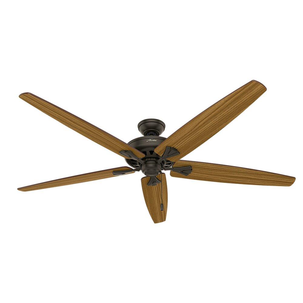 Hunter Fan 70 Stockbridge 5 Blade Ceiling Fan Reviews