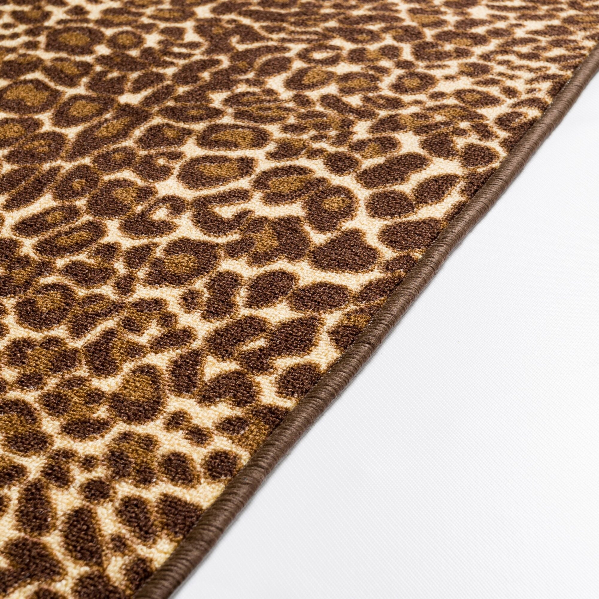 Animal Print Rug Wayfair: Well Woven Kings Court Gold Leopard Print Area Rug