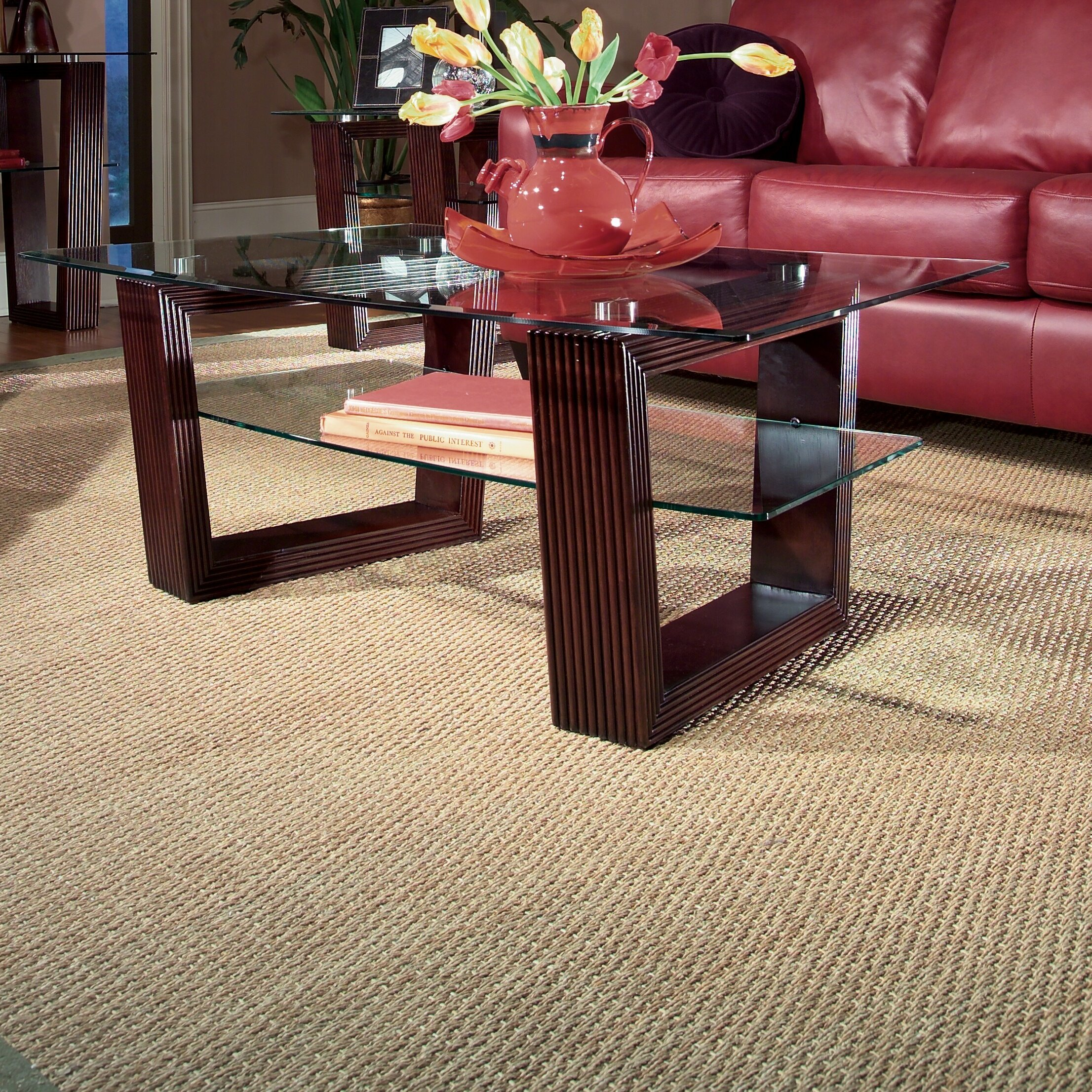 Magnussen Cordoba Coffee Table & Reviews
