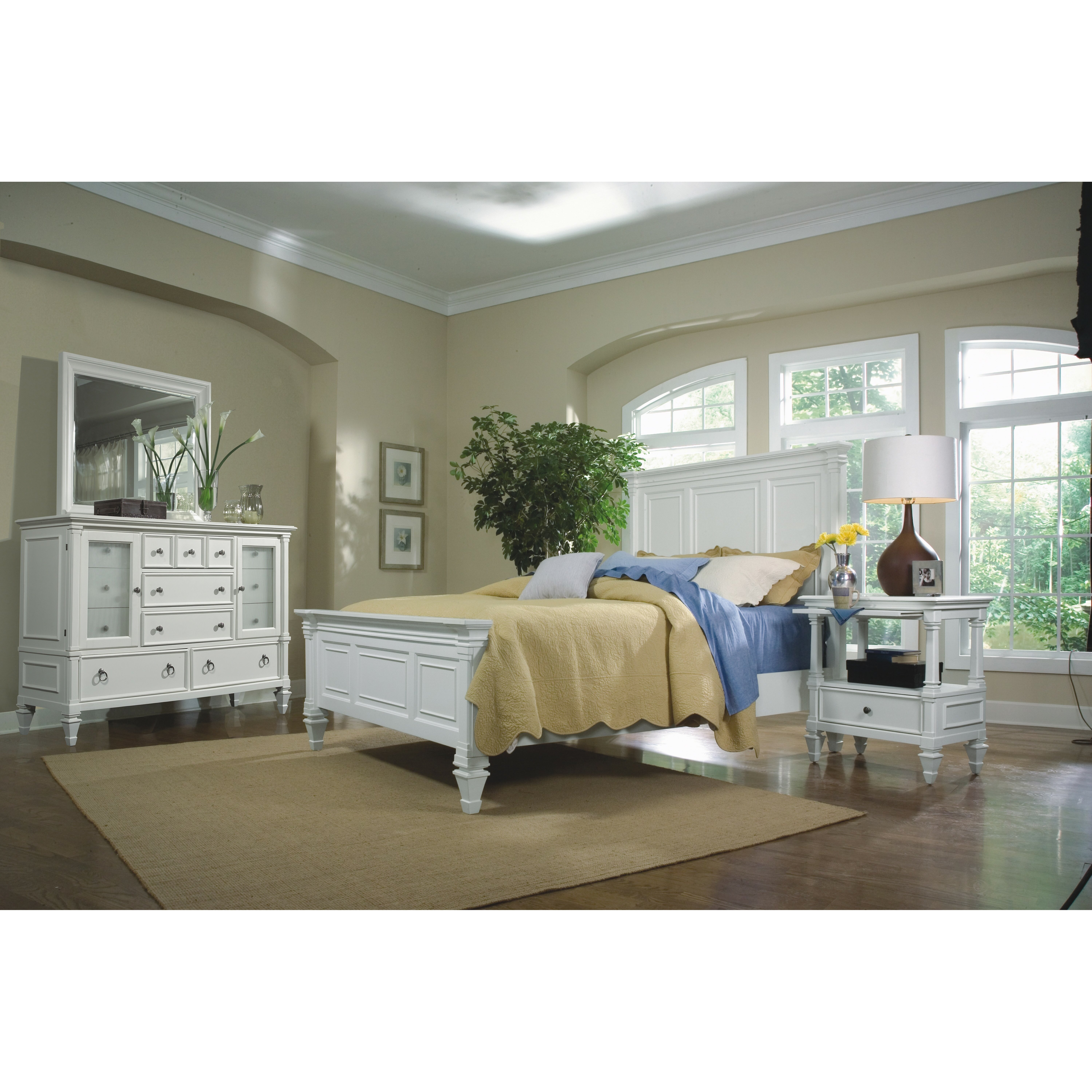 Magnussen Ashby Panel Customizable Bedroom Set Reviews Wayfair