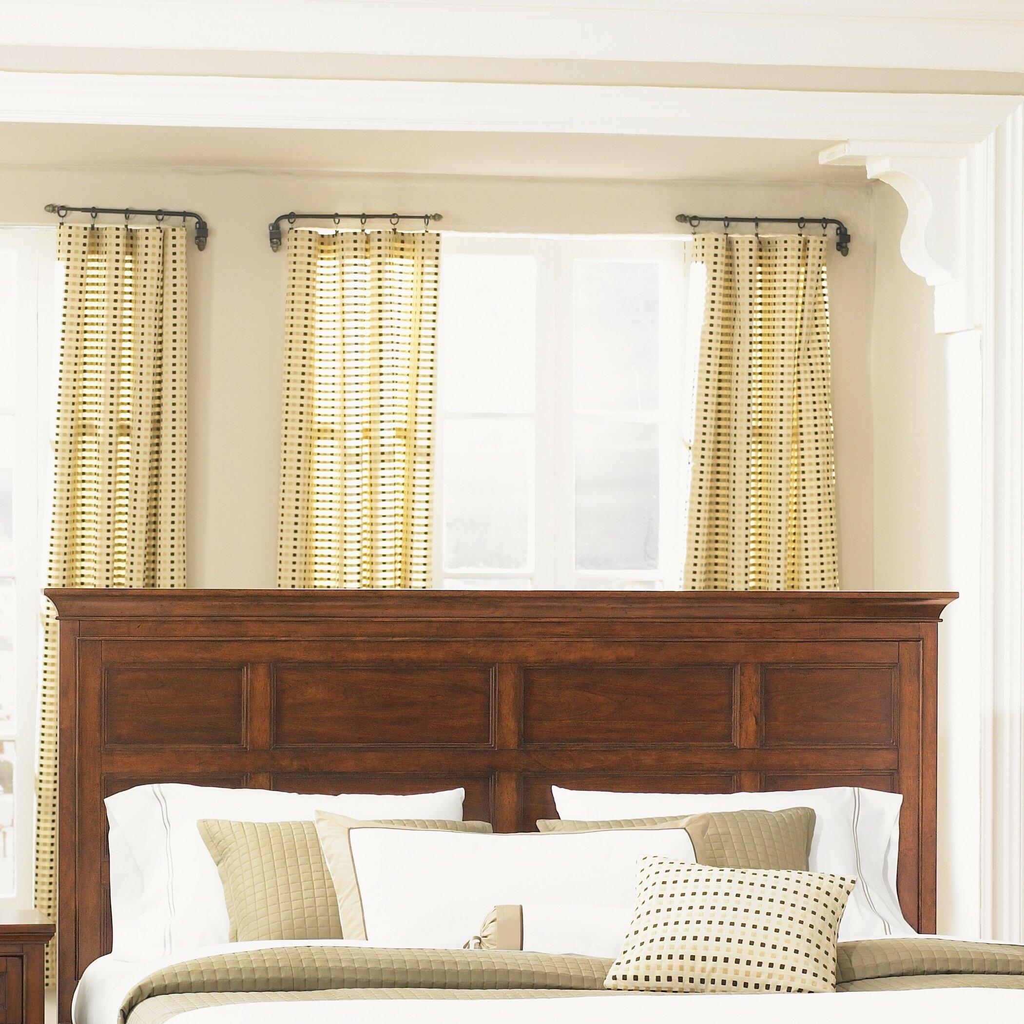 Magnussen Harrison Panel Customizable Bedroom Set Reviews Wayfair