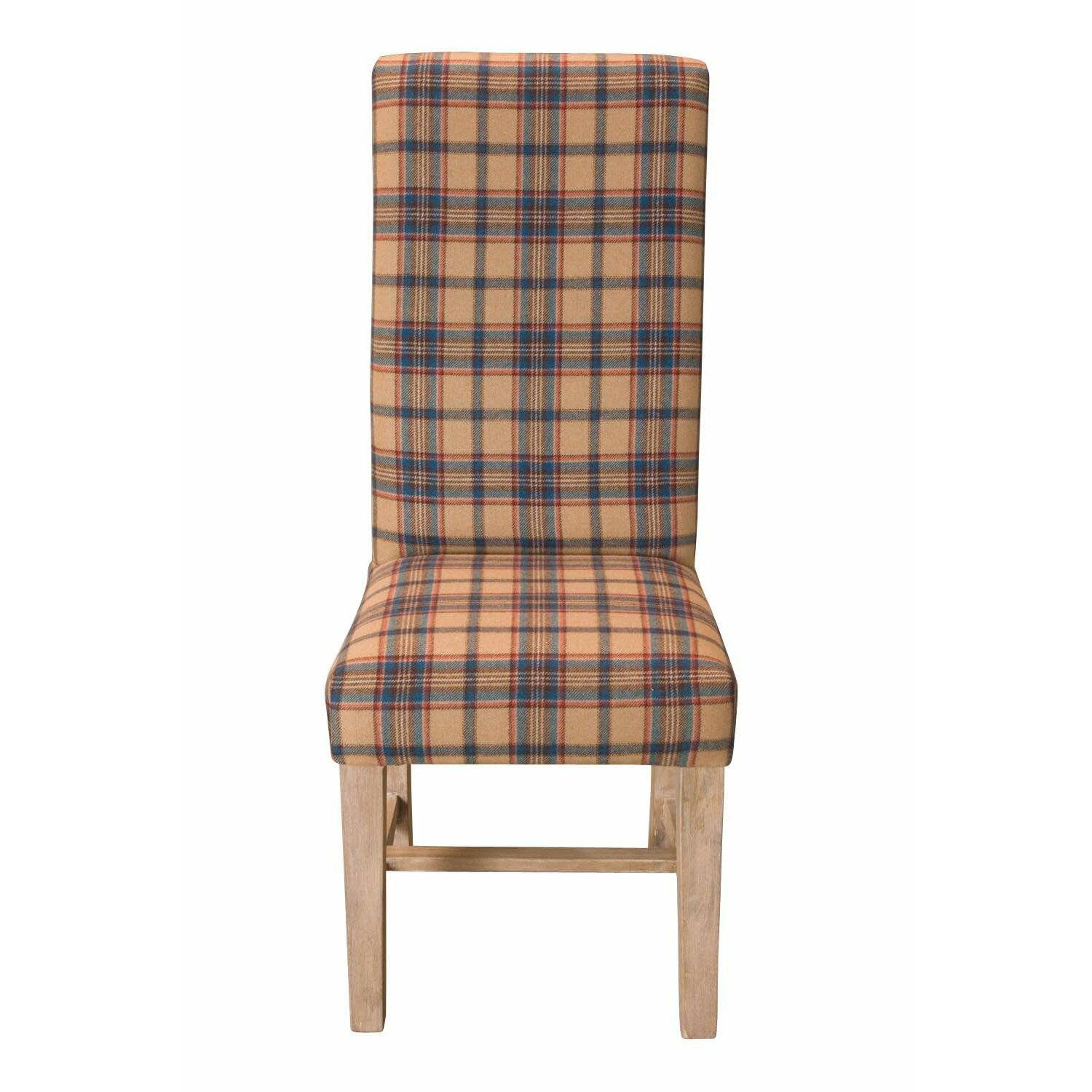 Ch teau chic solid wood upholstered dining chair wayfair uk