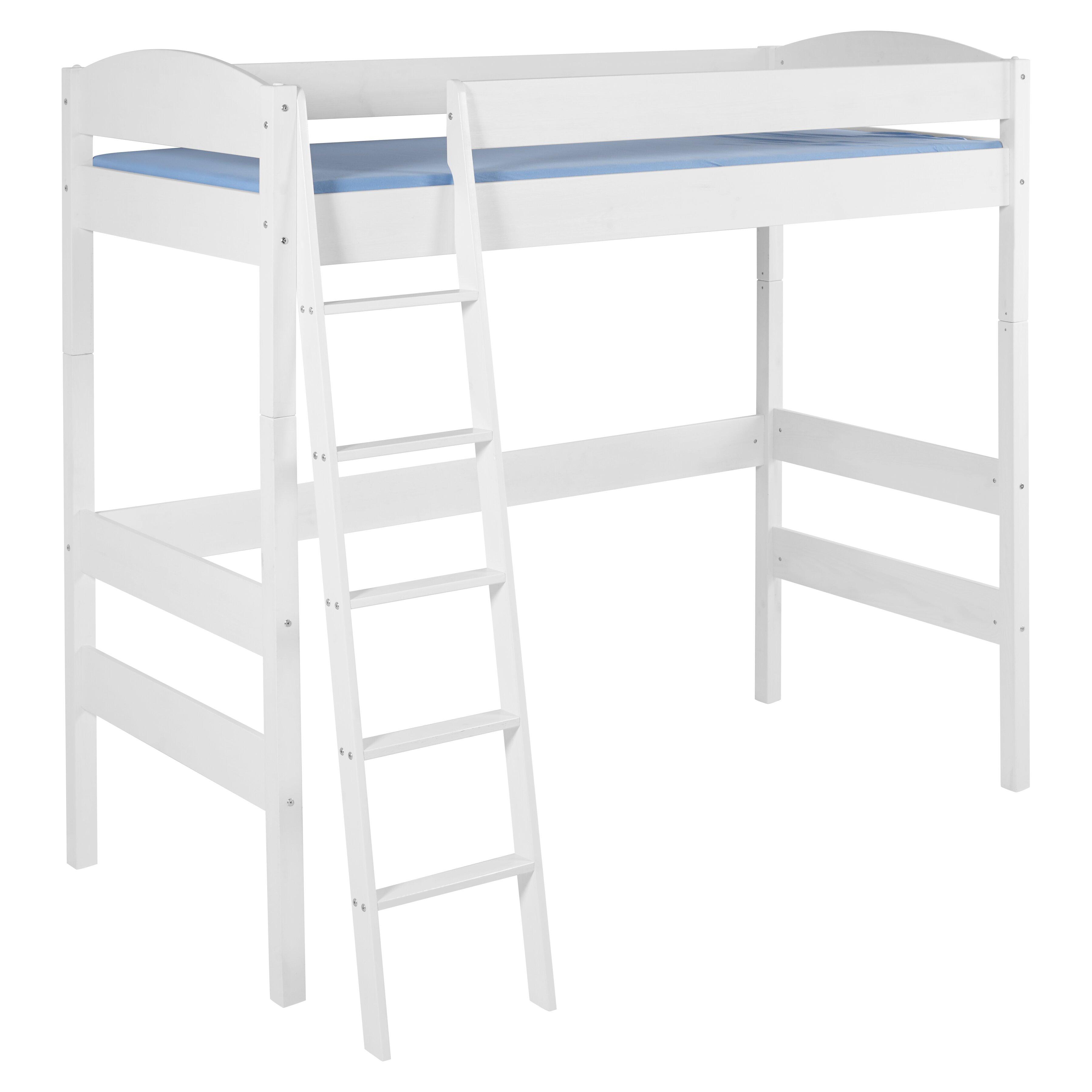 Wrigglebox european single high sleeper bed reviews for High sleeper bed