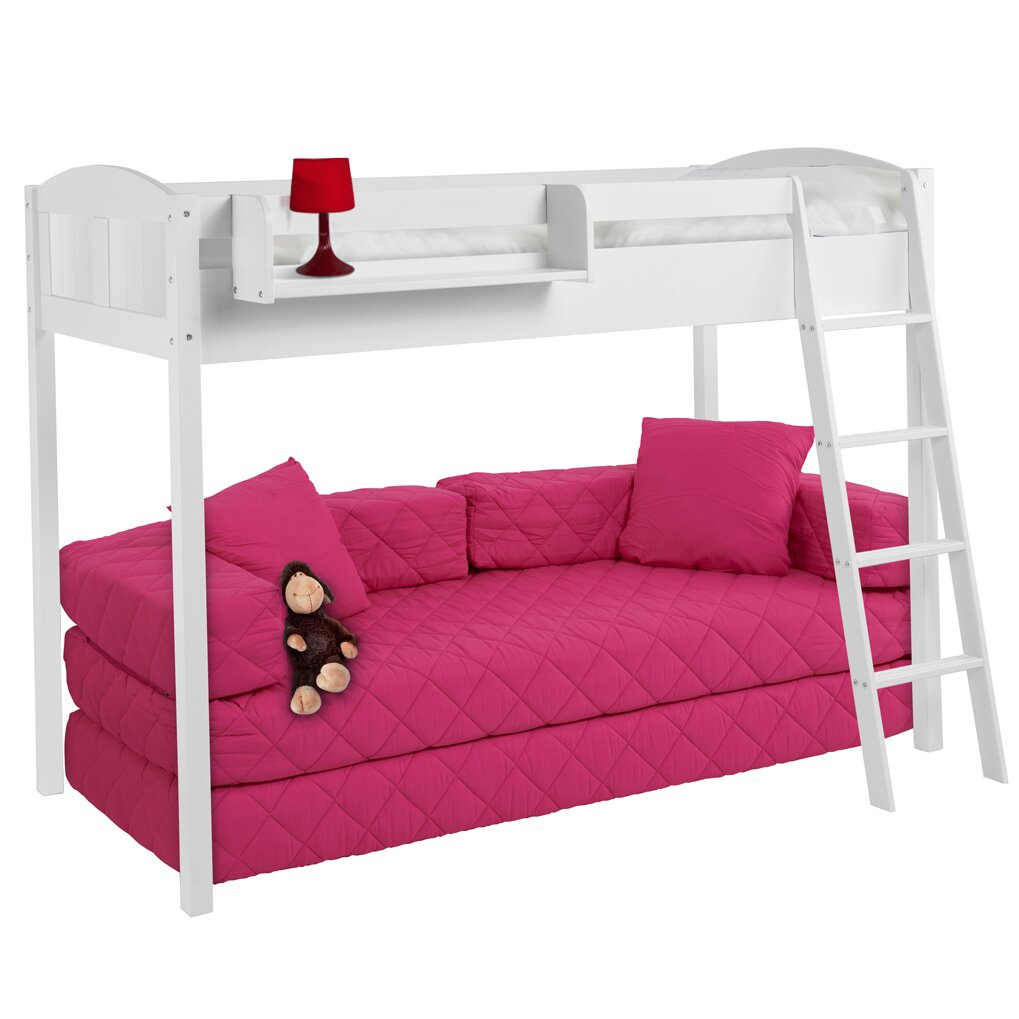 Wrigglebox Ida Country European Single High Sleeper Bed ...