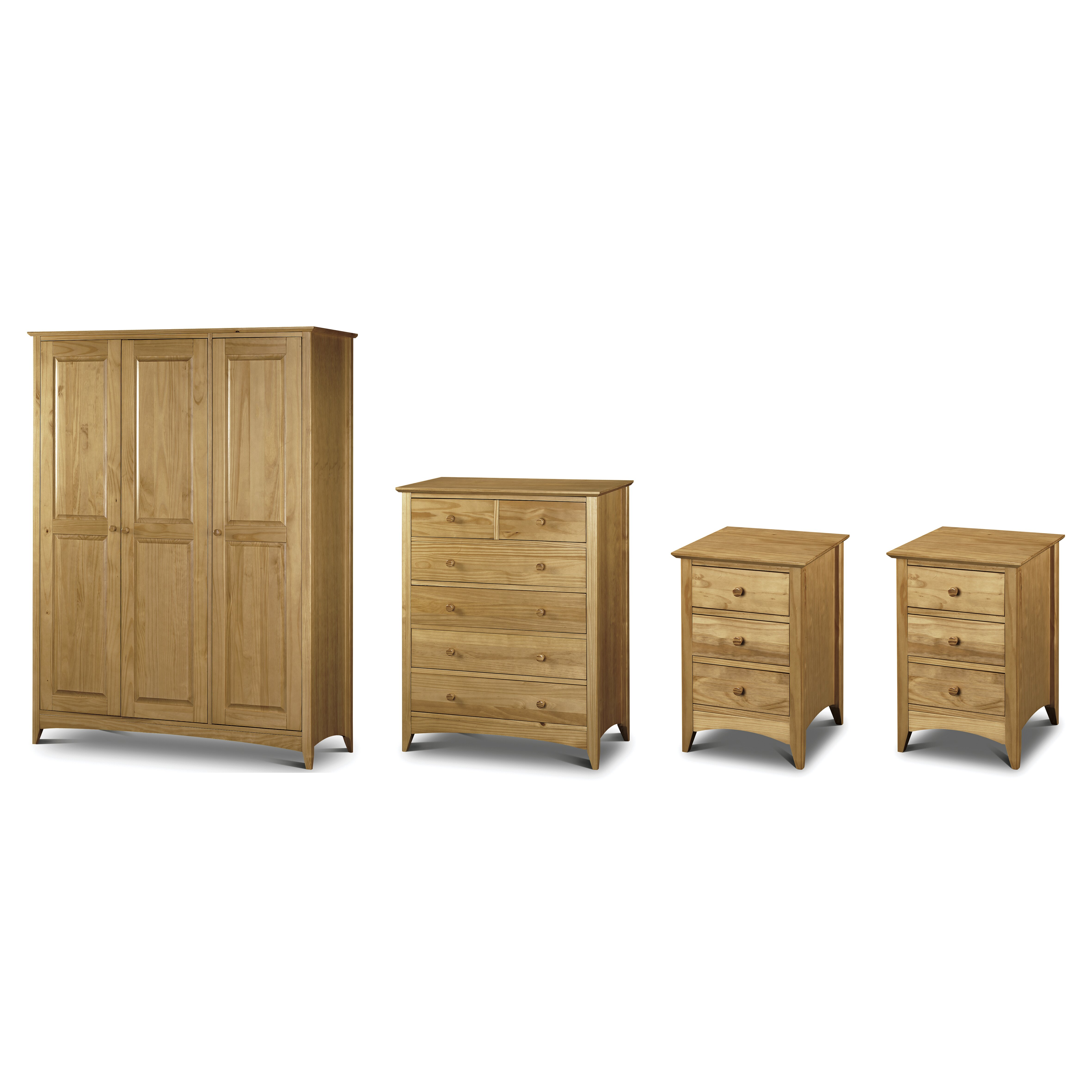 All Home Stavely Bedroom Set Wayfair Uk