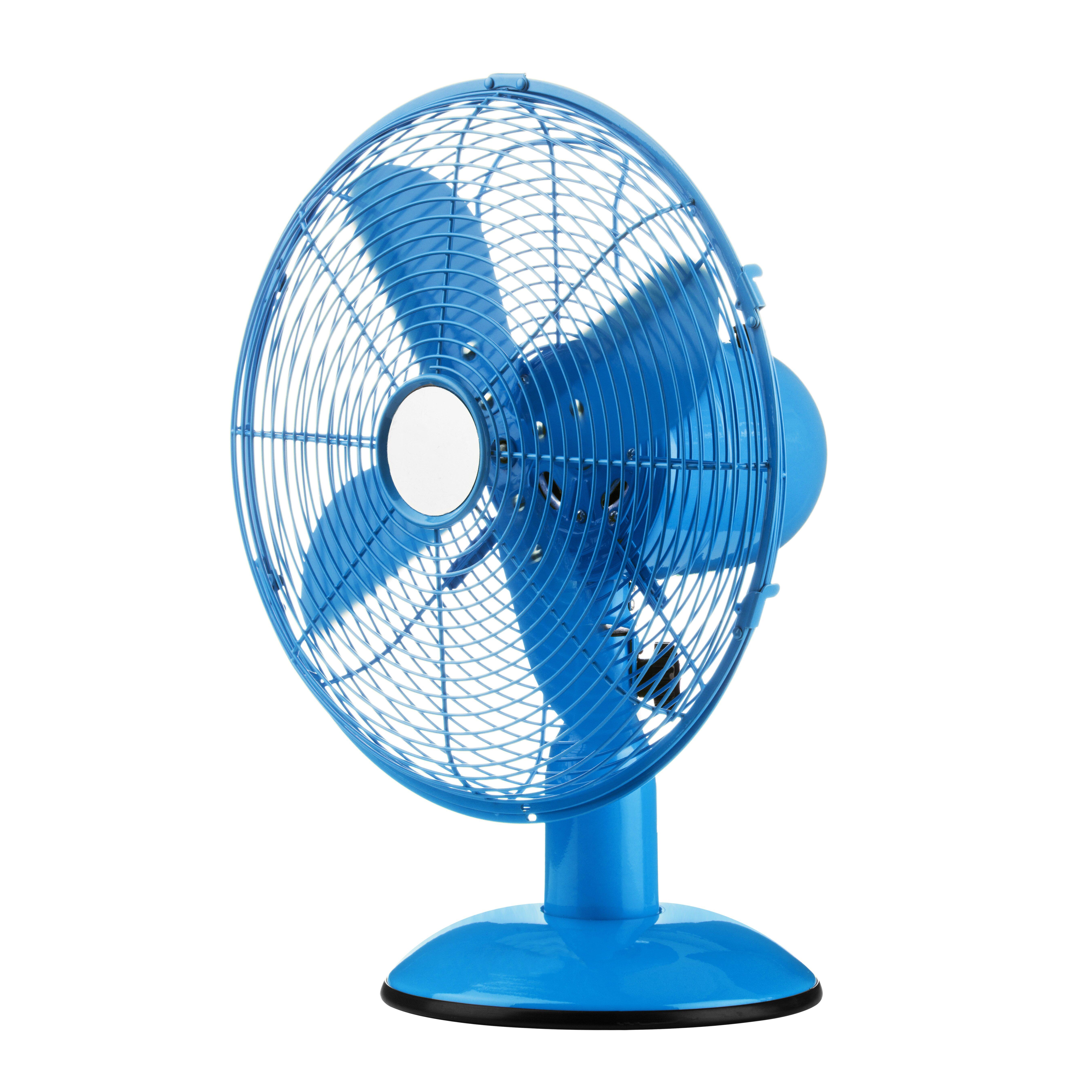 Oscillating Table Fans : All home cm oscillating table fan wayfair uk