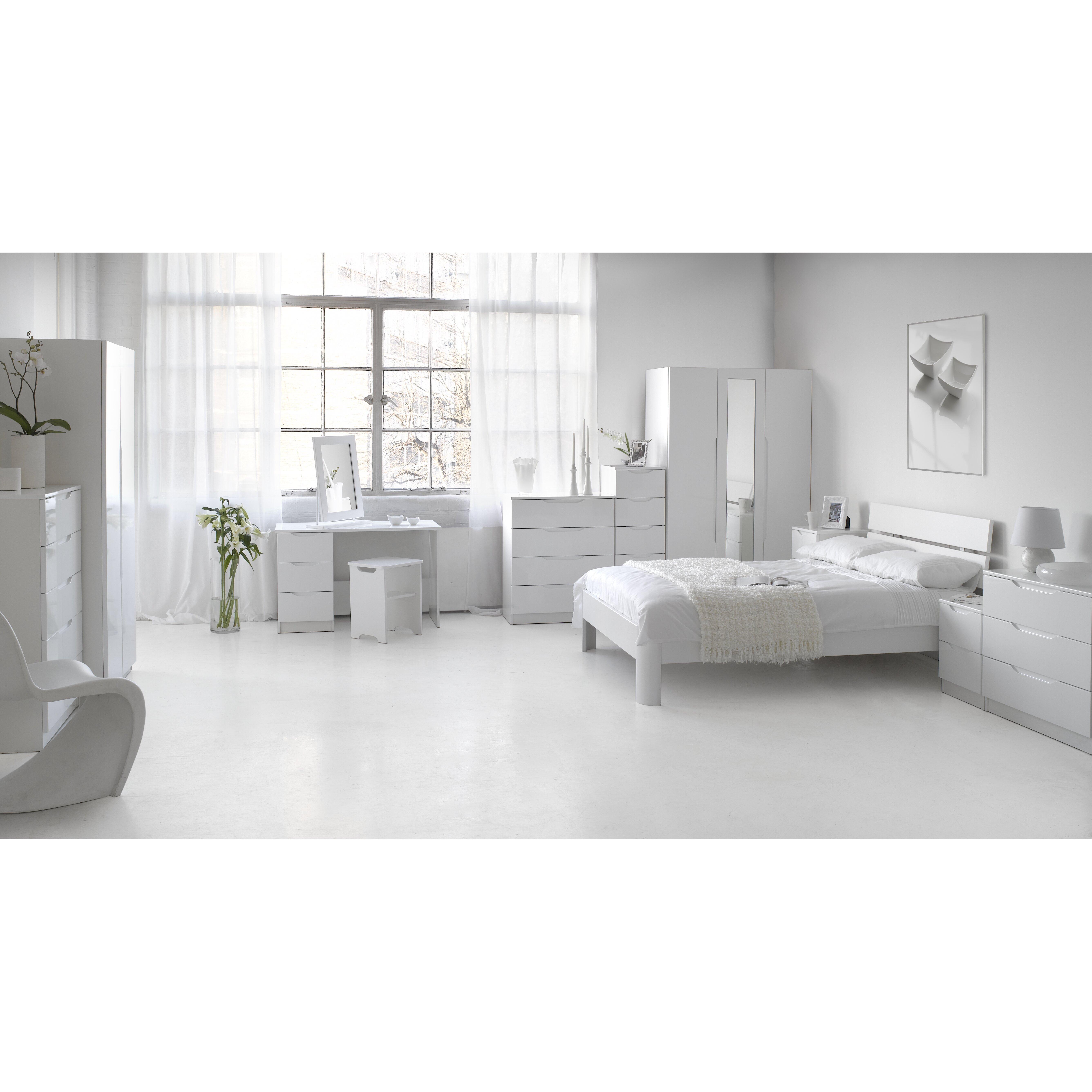 Homestead Living 3 Door Wardrobe Reviews Wayfair Uk