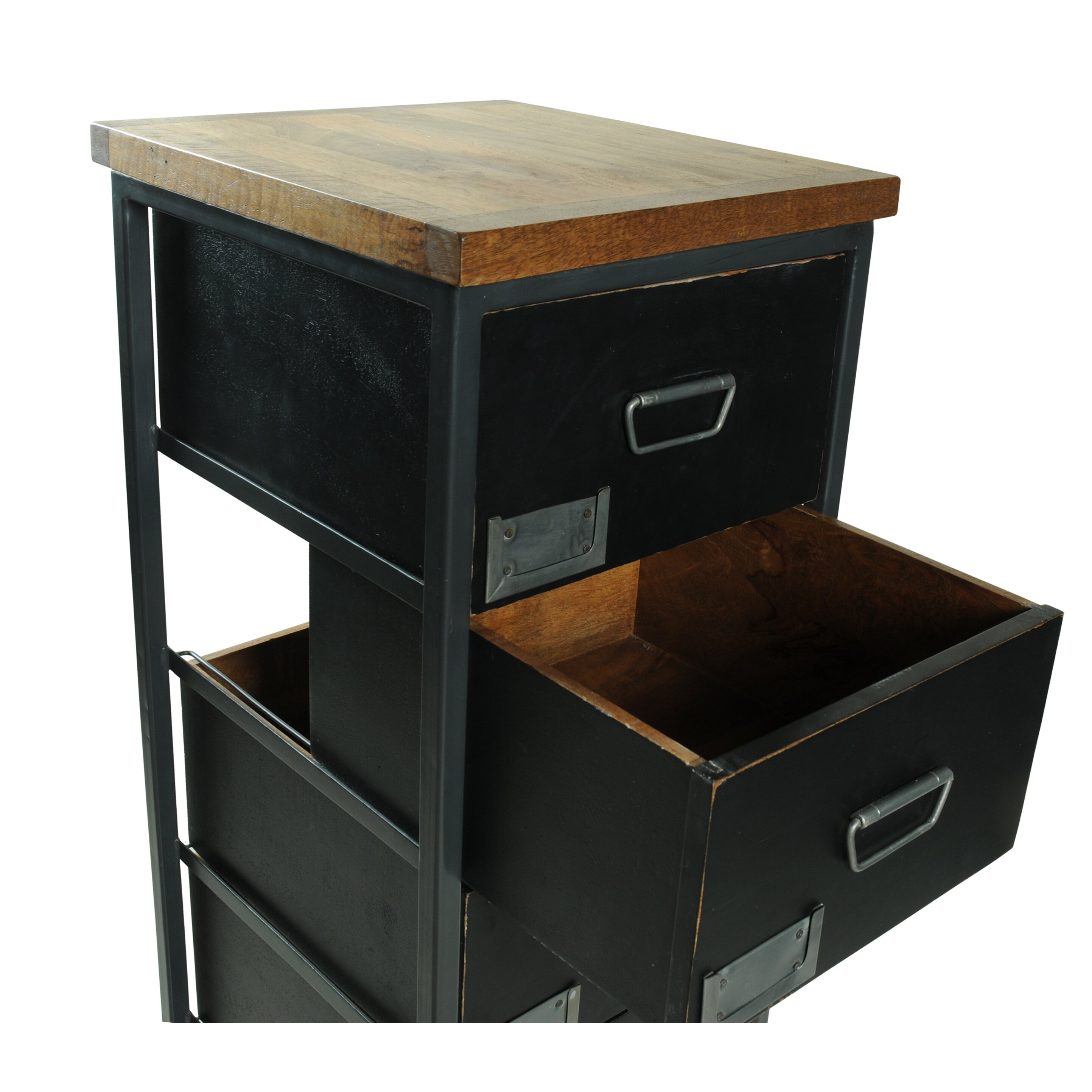 Homestead living 6 drawer chest of drawers wayfair uk for Divan 2 2 drawers
