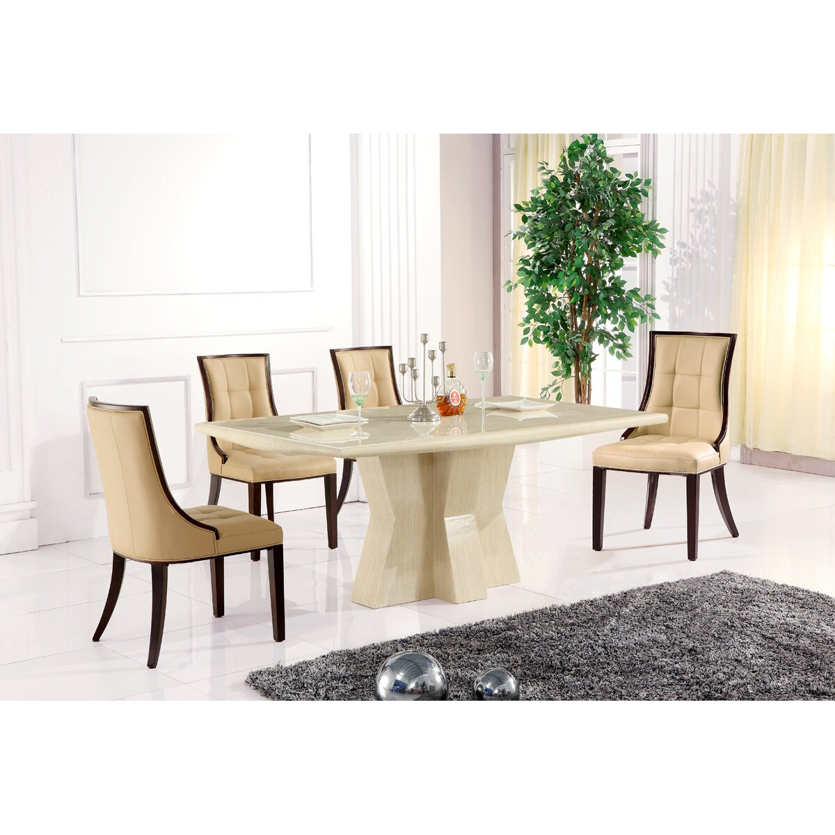 Homestead Living Dining Table Wayfair Uk