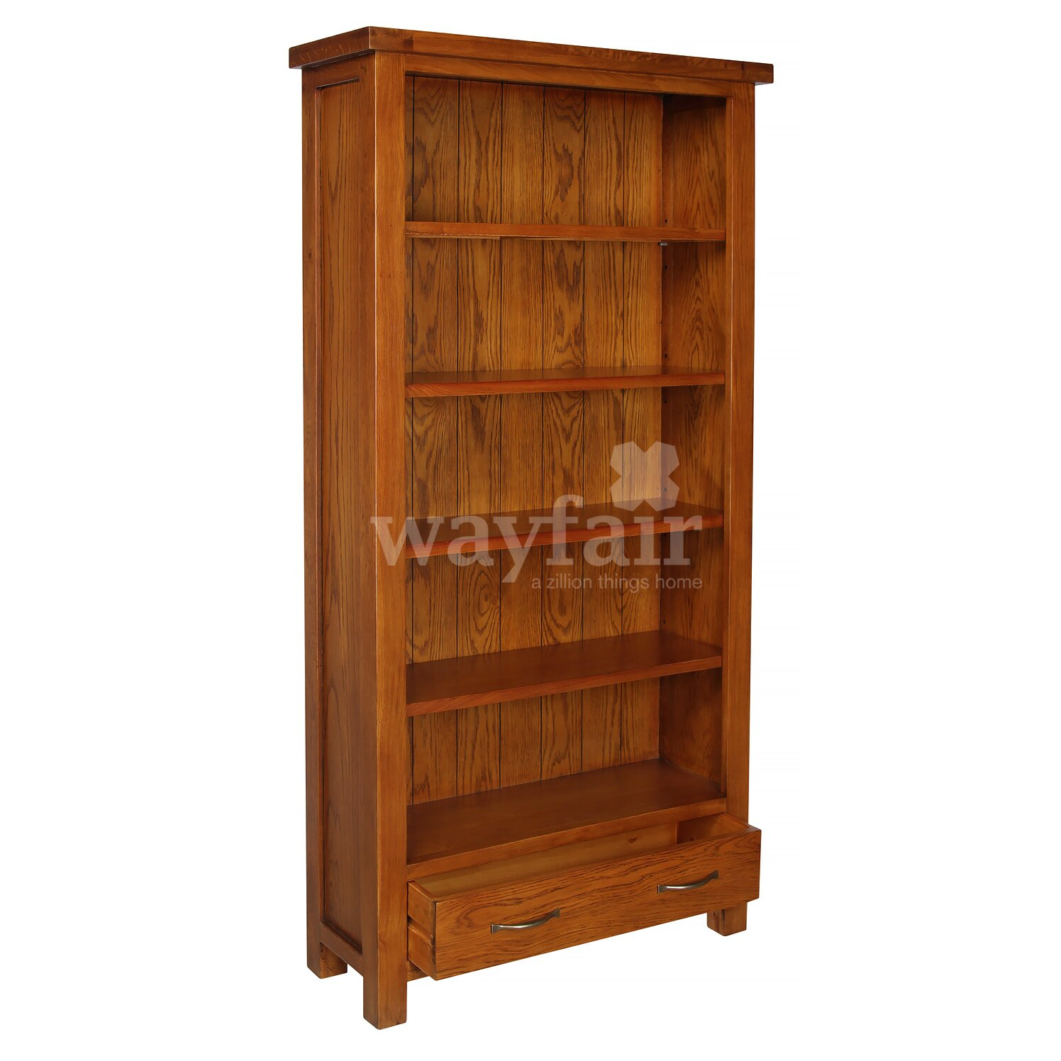 Tall And Wide Bookcases ~ Homestead living inishturlin tall wide cm standard