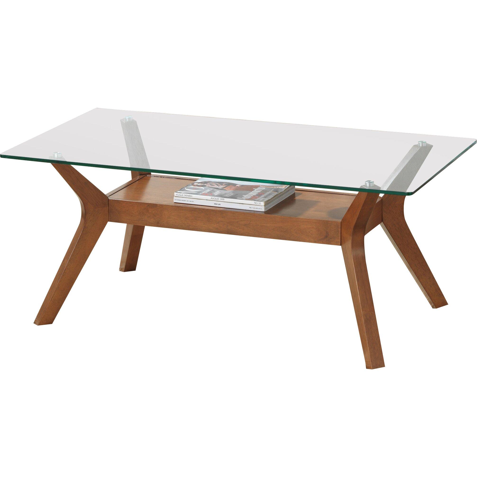 Wayfair Glass Coffee Table Uk: Homestead Living Coffee Table & Reviews