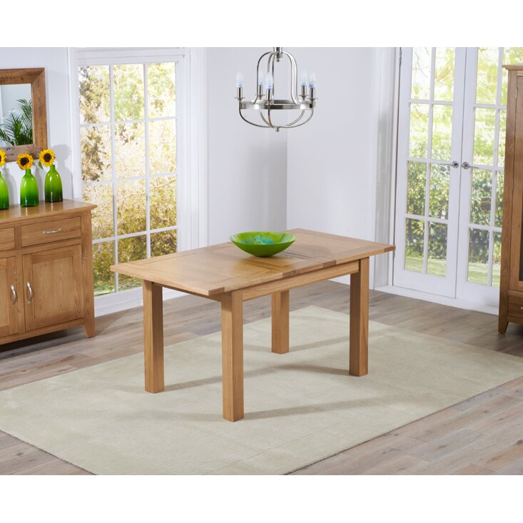 Home Etc Cambridge Extendable Dining Table And 6 Chairs Wayfair Uk