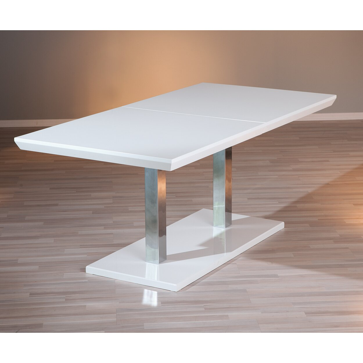 House Additions Edmonton Extendable Dining Table amp Reviews  : Edmonton Extendable Dining Table FOUS6285 from www.wayfair.co.uk size 1250 x 1250 jpeg 175kB
