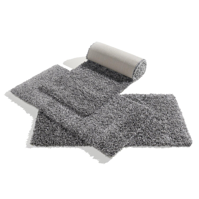 teppich in grau teppich rund 160 grau carprola for. Black Bedroom Furniture Sets. Home Design Ideas