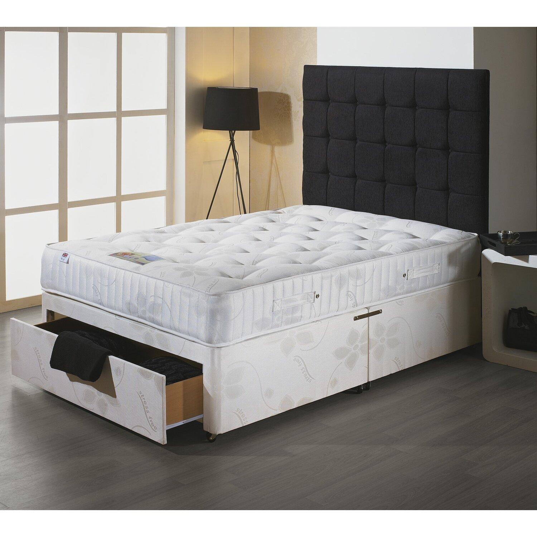 Home Haus Stress Relief Orthopedic Divan Bed Wayfair Uk