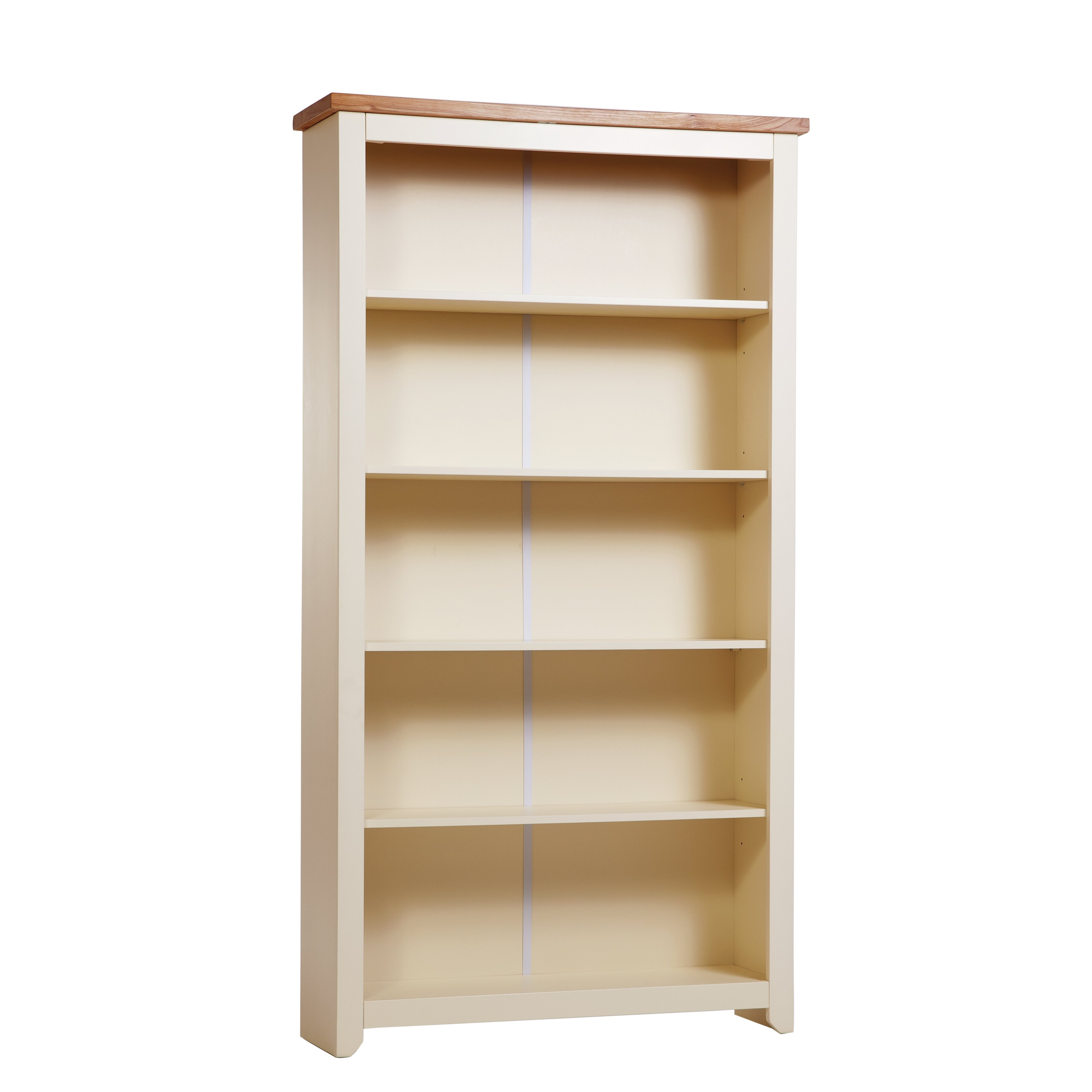Wonderful image of  Haus Corvette Tall Wide 177cm Standard Bookcase & Reviews Wayfair UK with #50250C color and 3648x3648 pixels