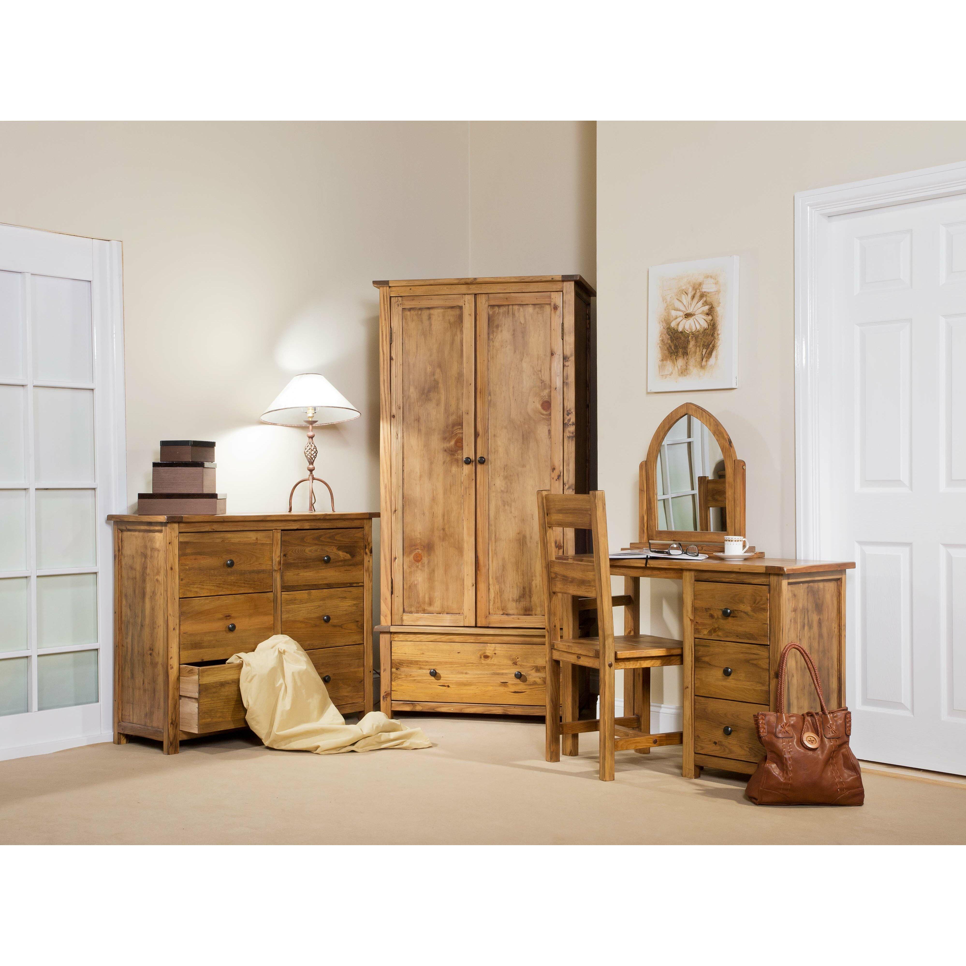 Home Haus Ukiah Arched Dressing Table Mirror Reviews Wayfair Uk