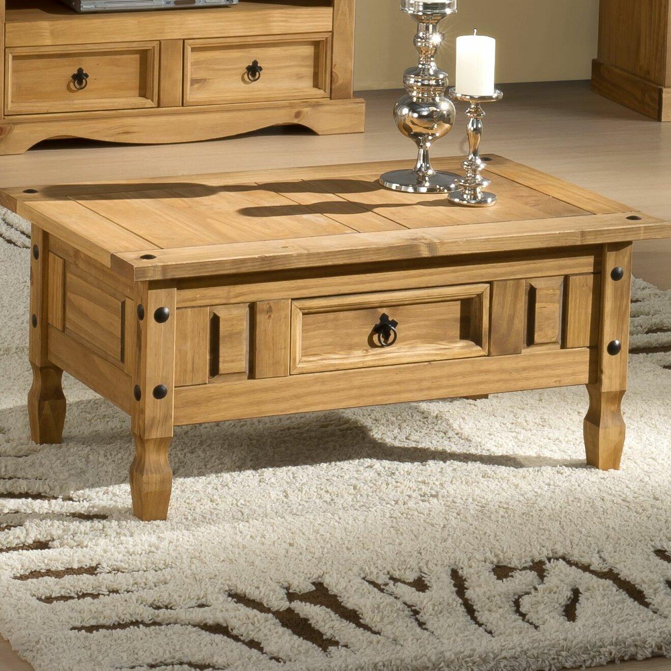 Home Haus Traditional Corona Coffee Table Reviews Wayfair Uk