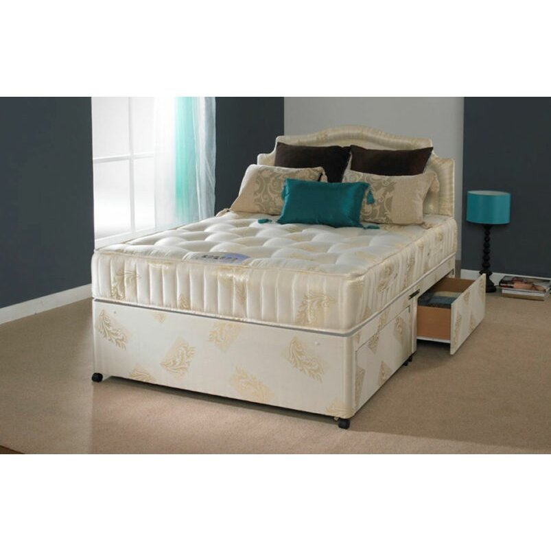 Home Haus Ortho Caellepa Orthopaedic Divan Bed Reviews Wayfair Uk