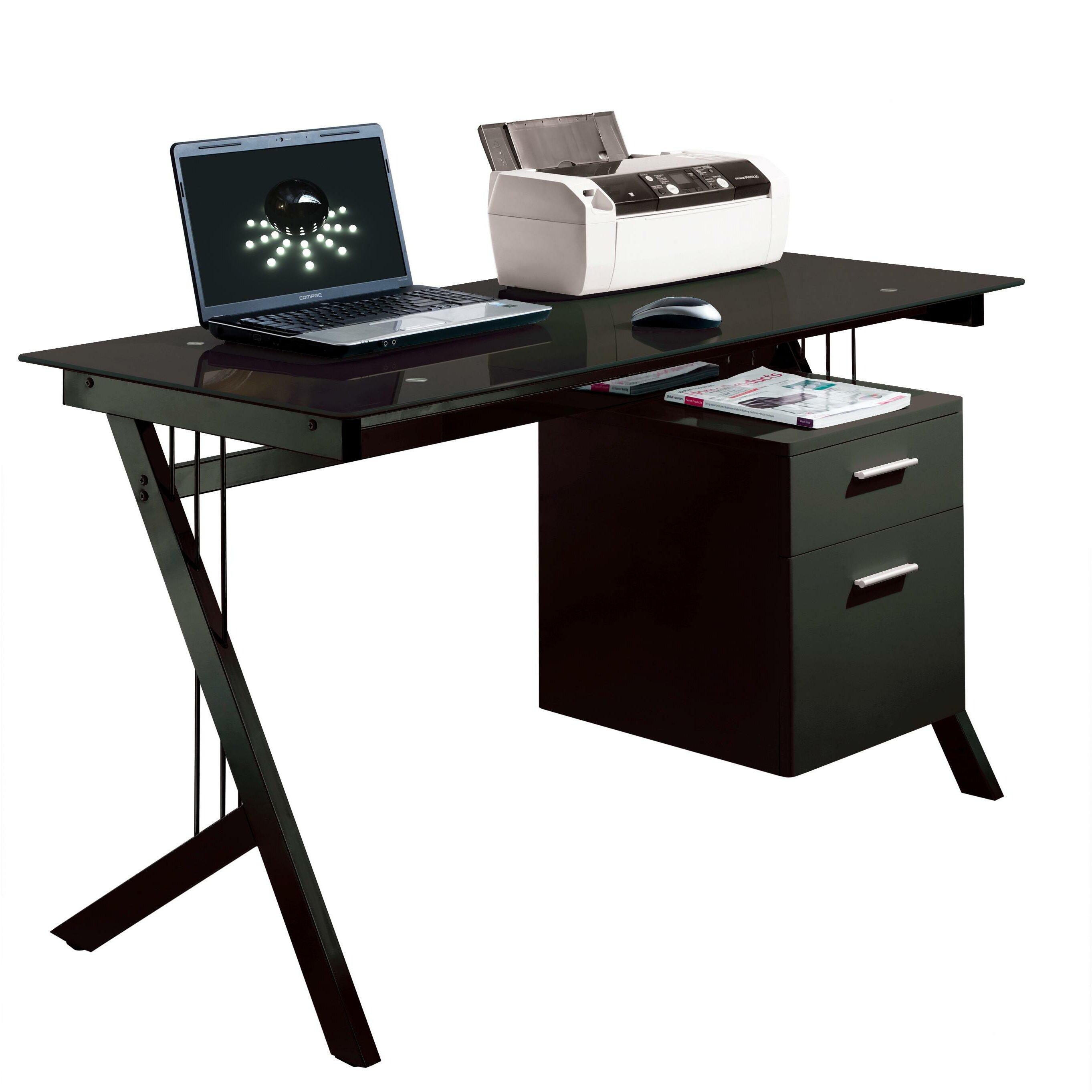 Sleek Computer Desk