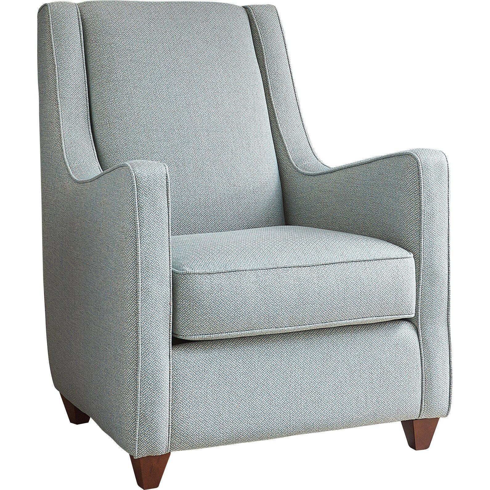 Wayfair All Modern: AllModern Custom Upholstery Beril Occasional Chair