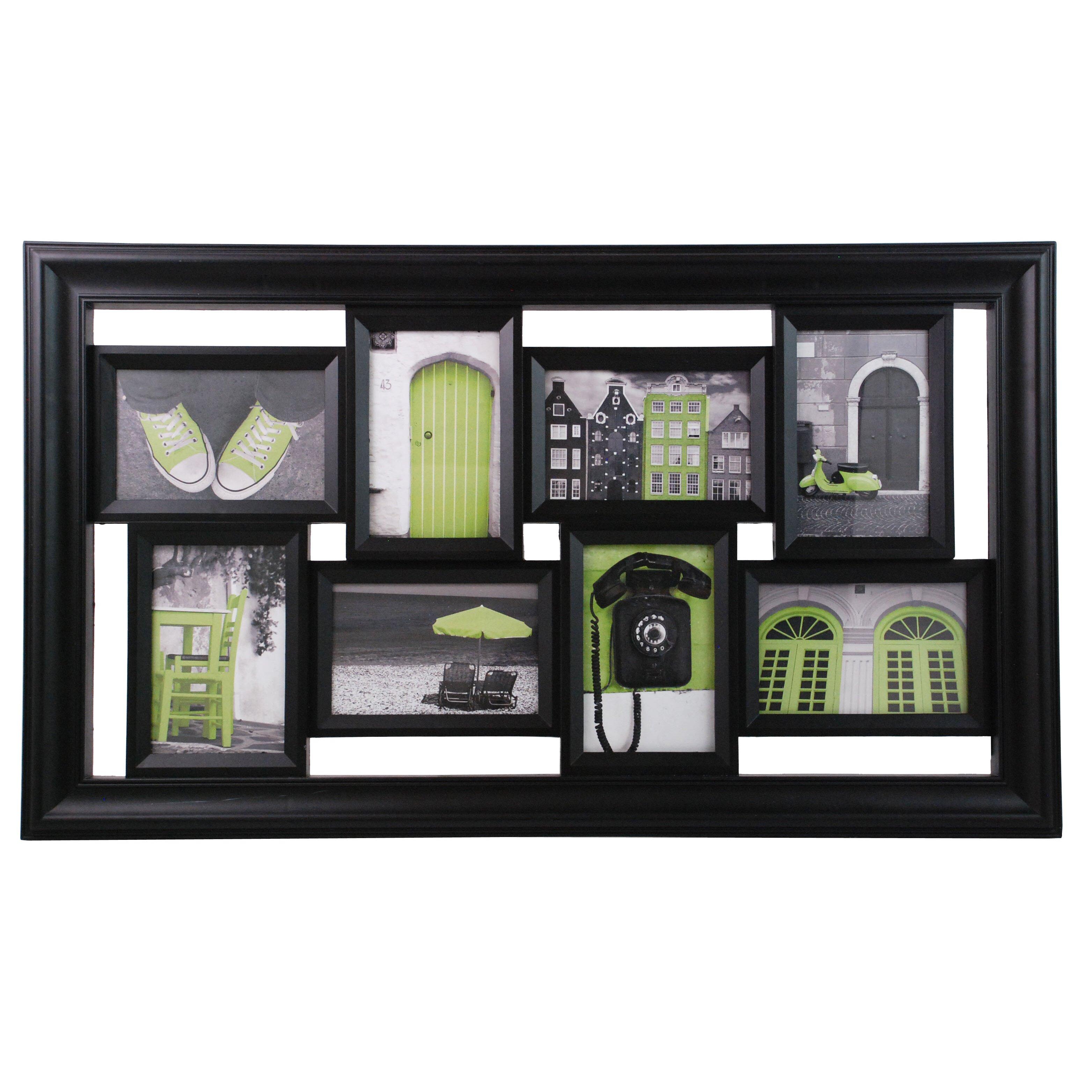 Nexxt Design Montage 8 Piece Picture Frame Set Reviews