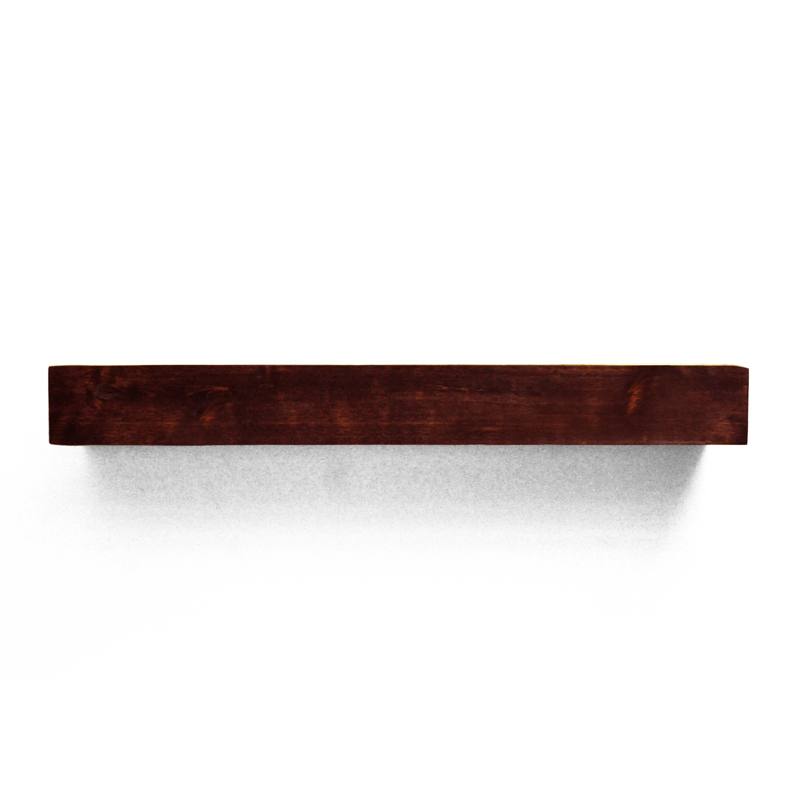 Dogberry Collections Modern Farmhouse Fireplace Mantel Shelf Reviews Wayfair