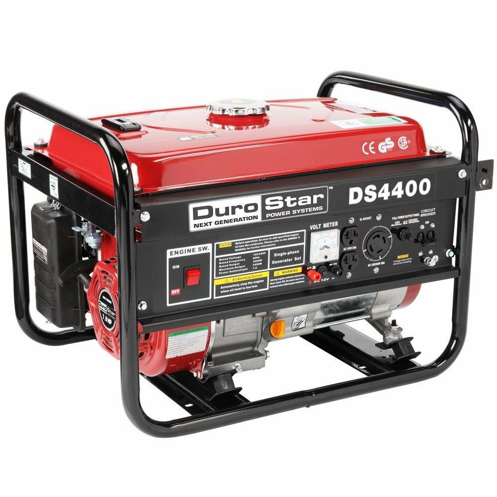 Durostar 4400 Watt Portable Gasoline Generator & Reviews | Wayfair.ca