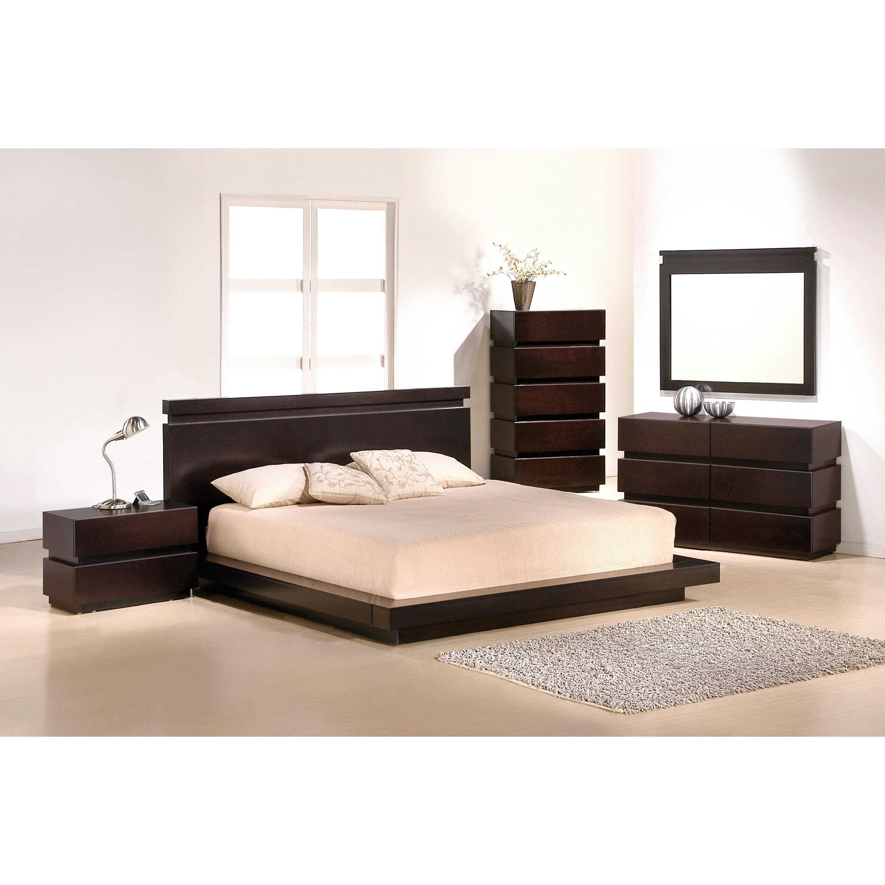 J M Furniture Knotch Nightstand Reviews Wayfair