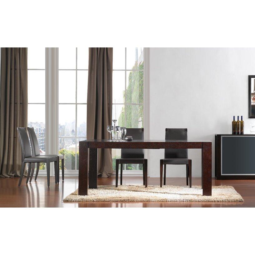 J M Furniture Colibri 5 Piece Dining Set Reviews Allmodern