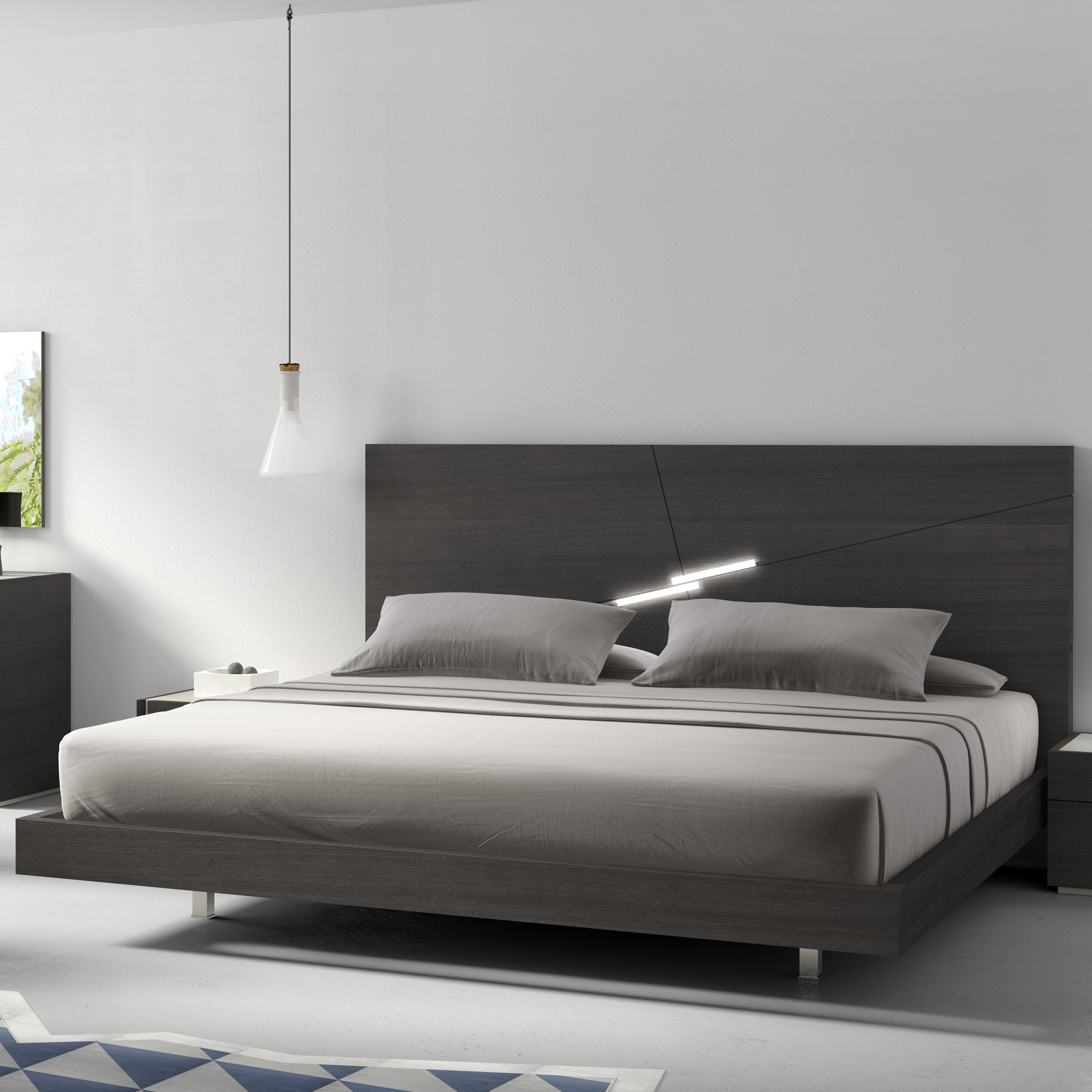 J M Furniture Faro Platform Customizable Bedroom Set Reviews Wayfair
