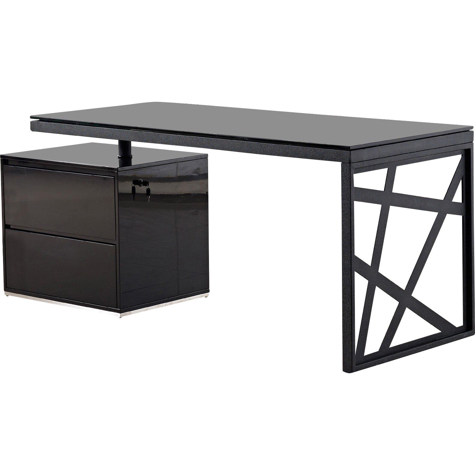J m furniture modern writing j m furniture modern office for J furniture usa reviews
