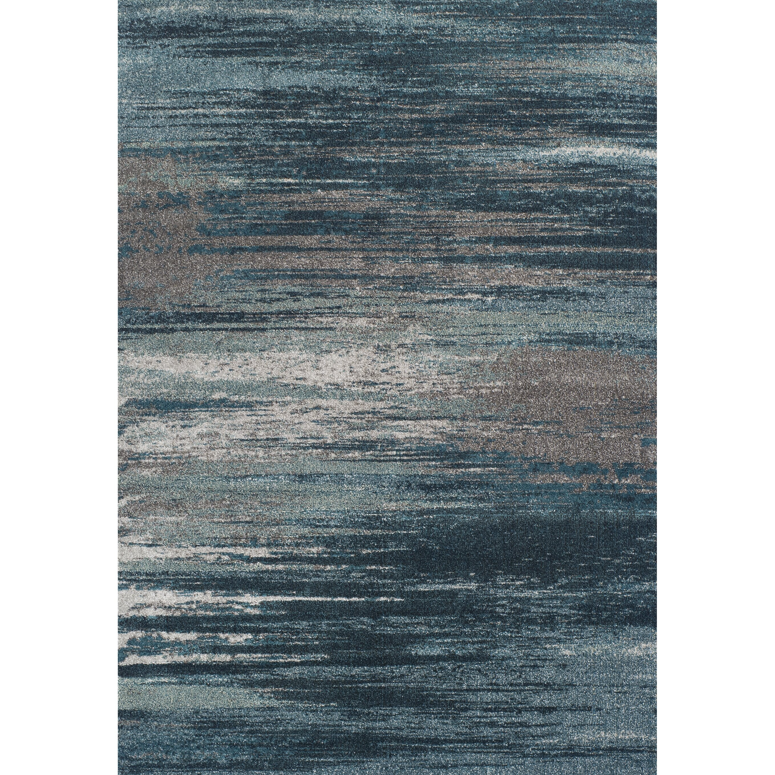Dalyn Rug Co Modern Greys Teal Area Rug Amp Reviews Wayfair