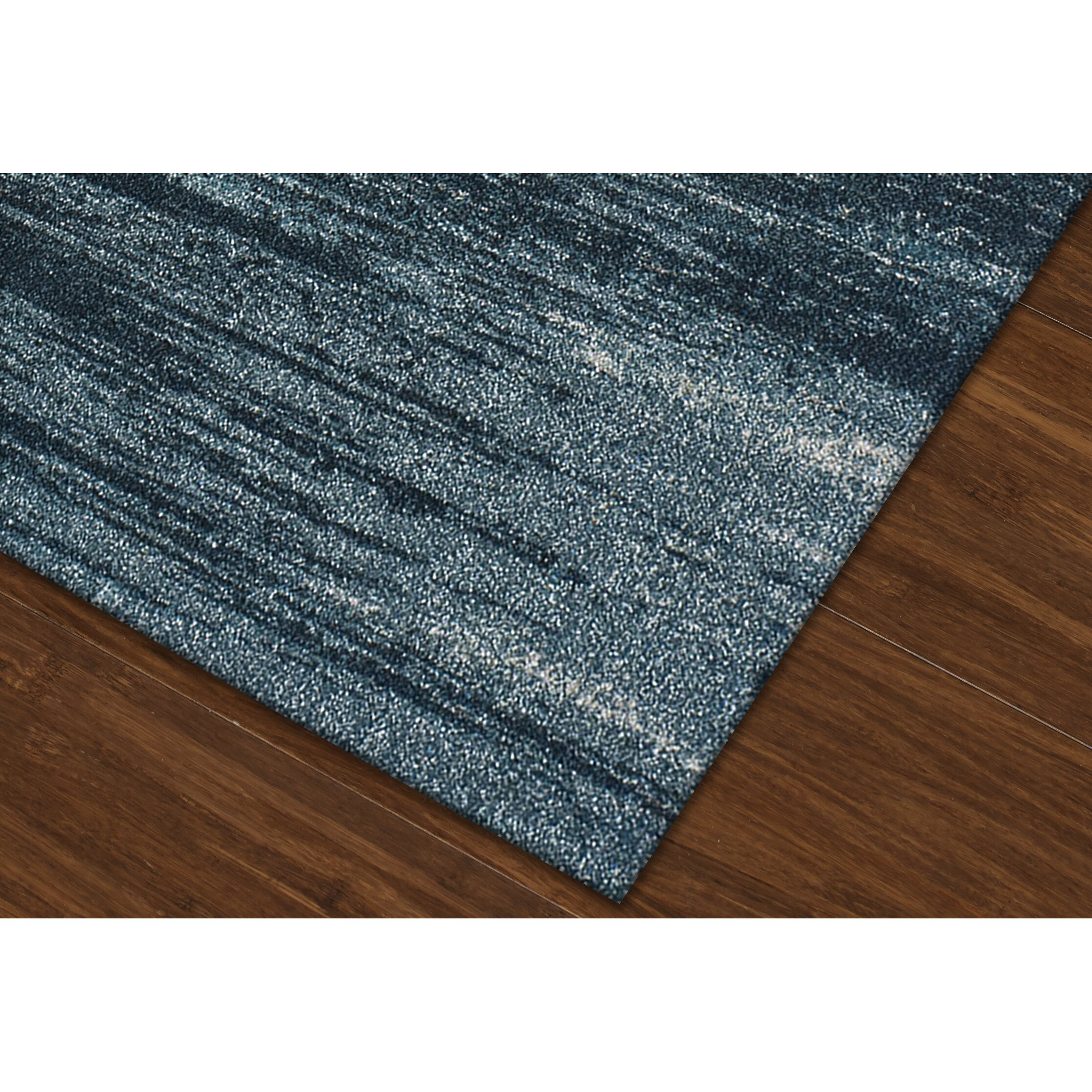 Dalyn Rug Co. Modern Greys Teal Area Rug & Reviews