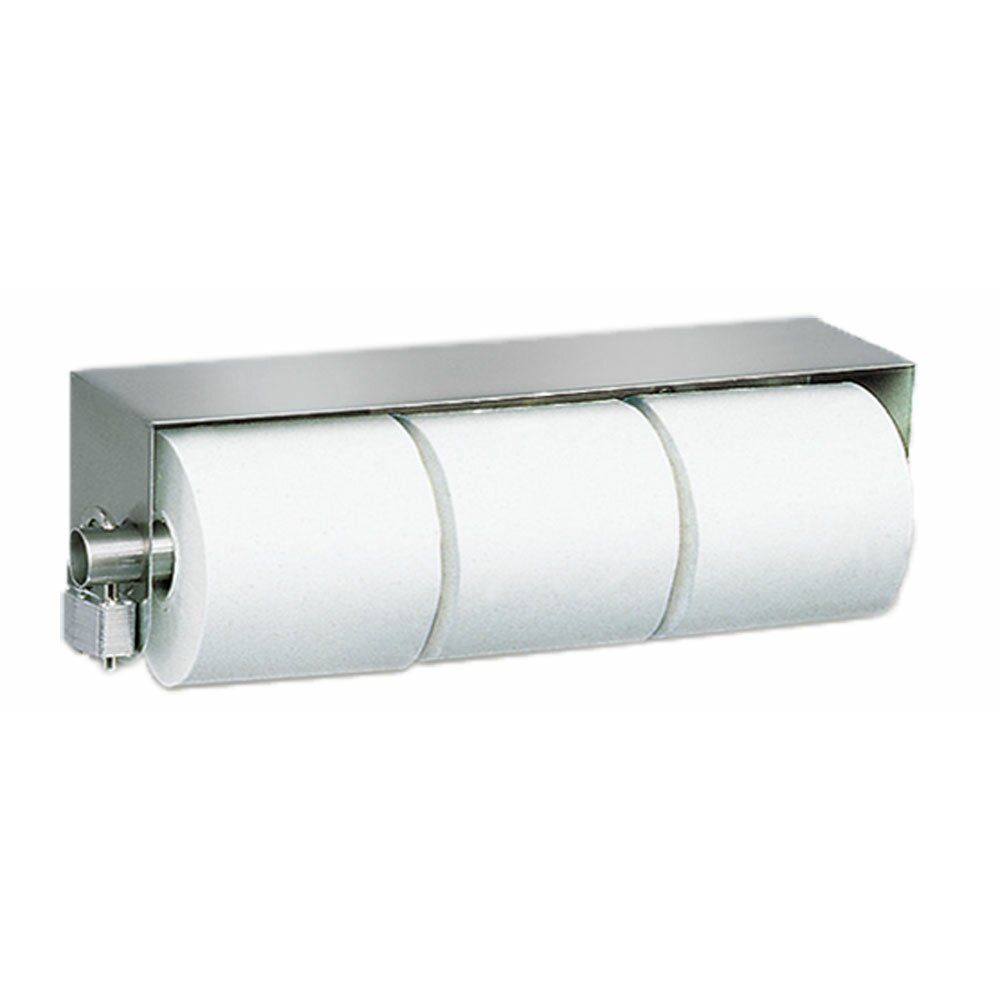 Royce Rolls Tp Series Triple Roll Standard Dispensers