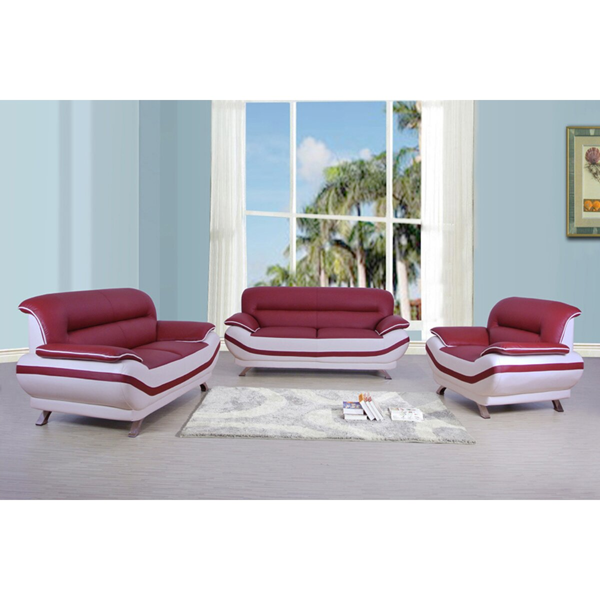 Wayfair Living Room Furniture Beverly Fine Furniture Cecilia Living Room Collection Reviews