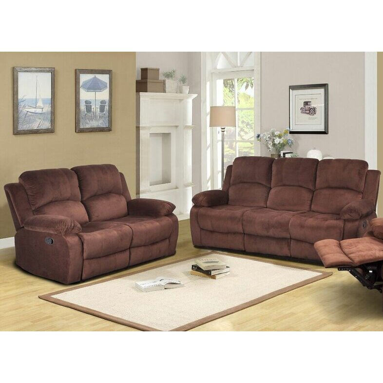 Beverly Fine Furniture Oakley 2 Piece Living Room Set Wayfair