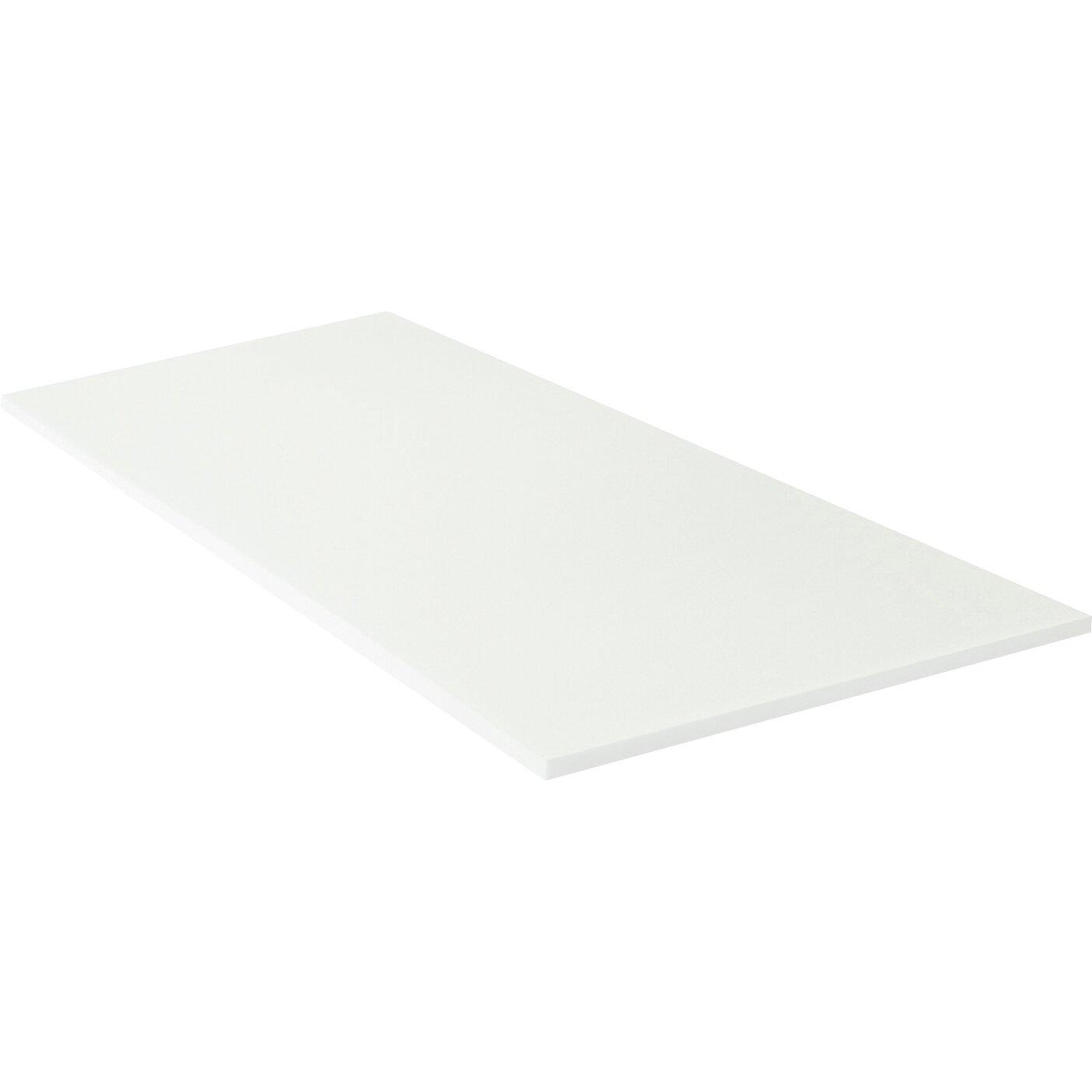 mss e k 7cm viscoelastische matratzenauflage aus schaumstoff bewertungen. Black Bedroom Furniture Sets. Home Design Ideas