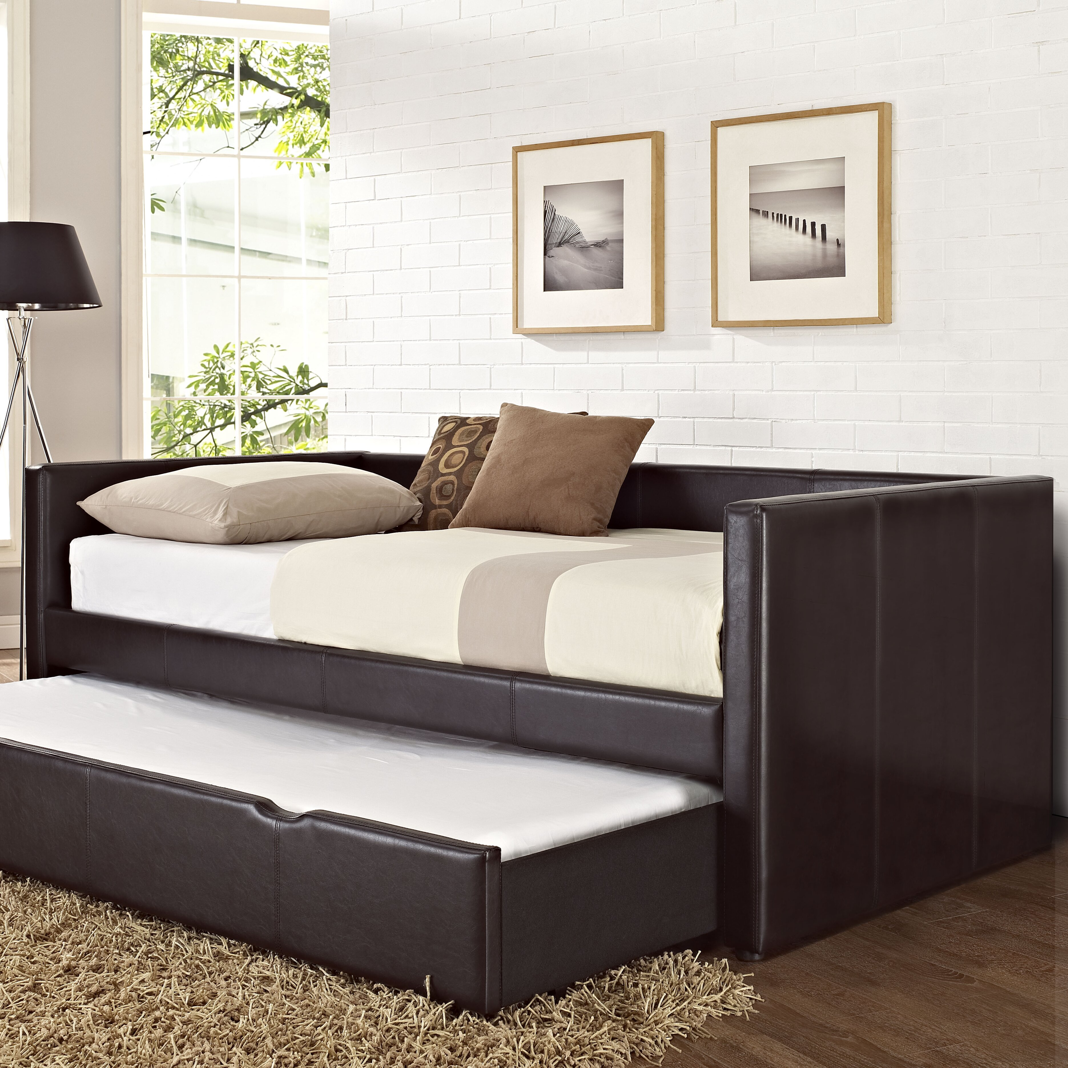 Standard Furniture Lindsey Daybed With Trundle Reviews Wayfair